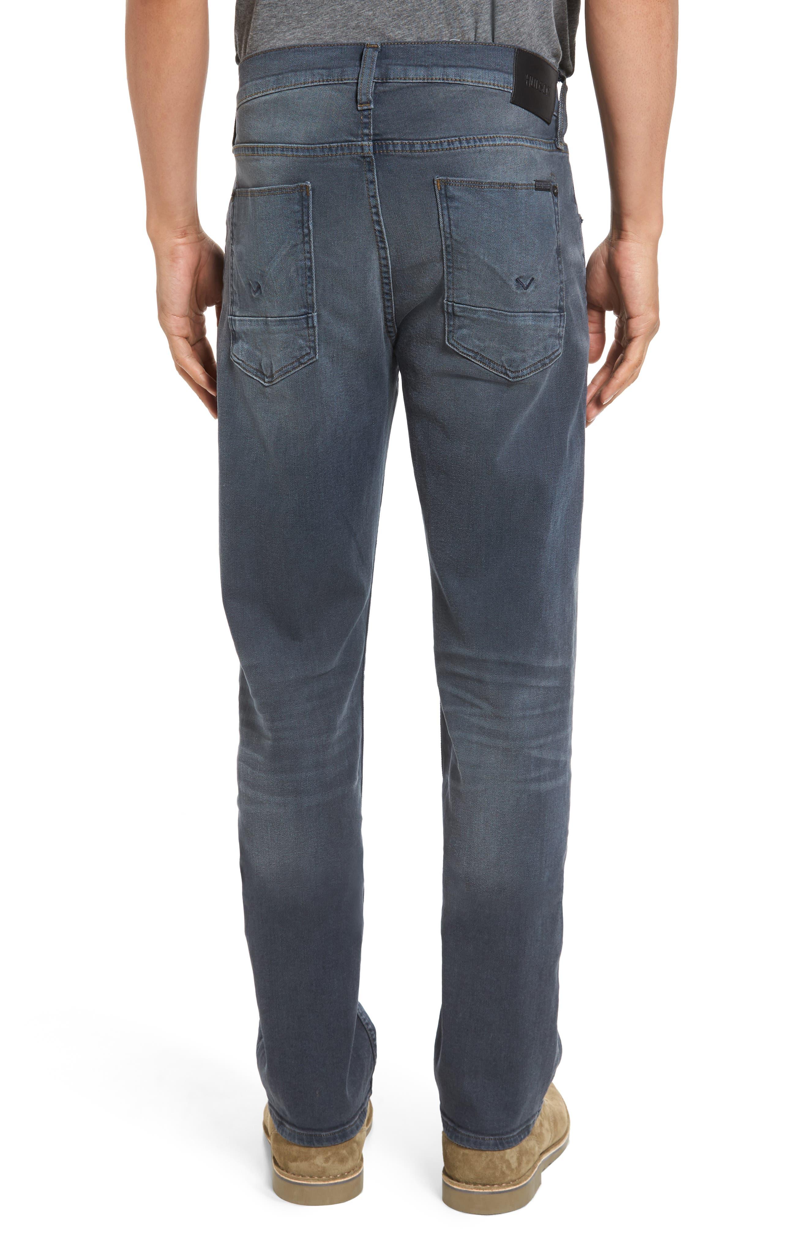 Byron Slim Straight Leg Jeans,                             Alternate thumbnail 2, color,                             020