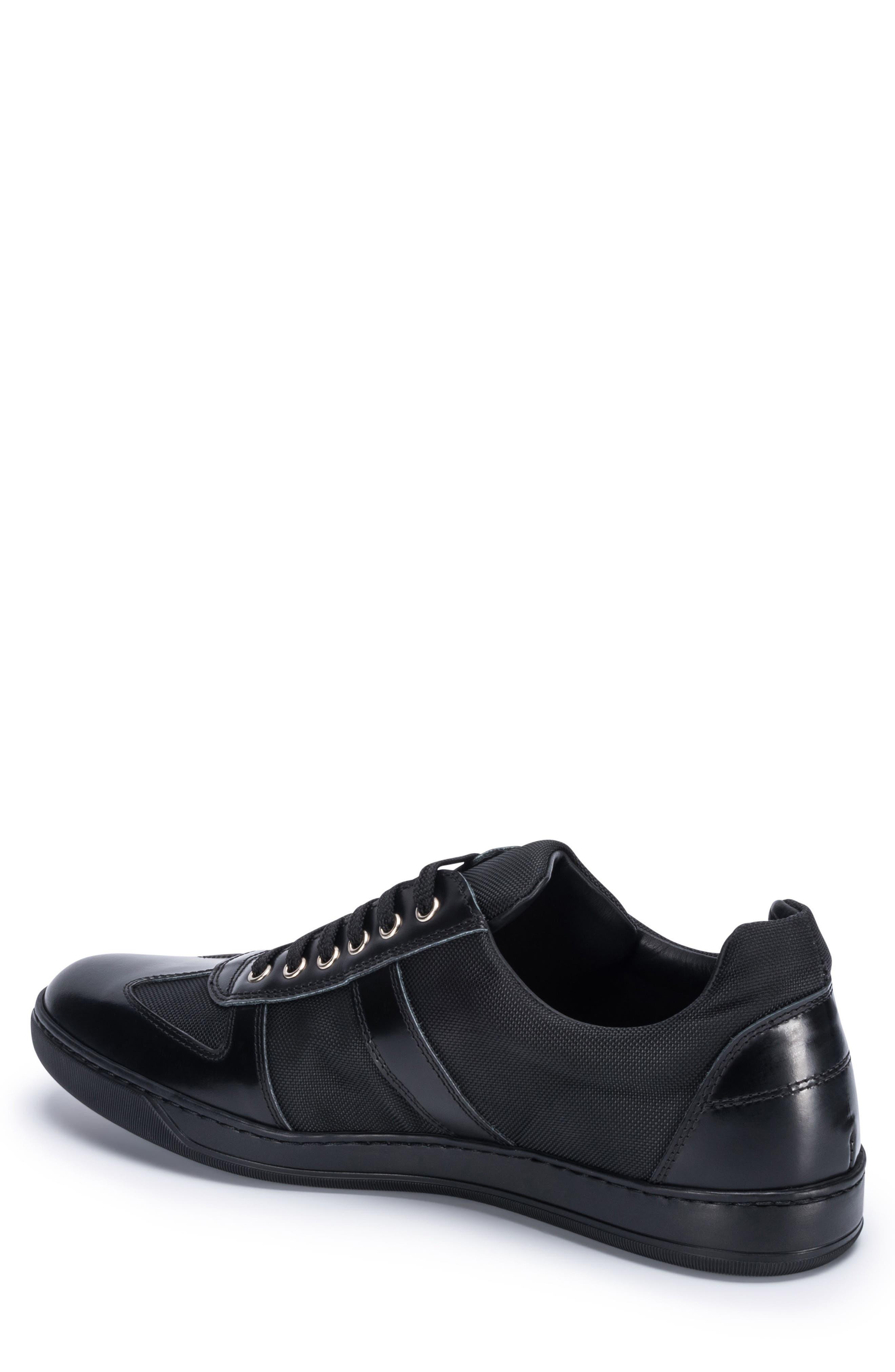 Paris Sneaker,                             Alternate thumbnail 2, color,                             BLACK