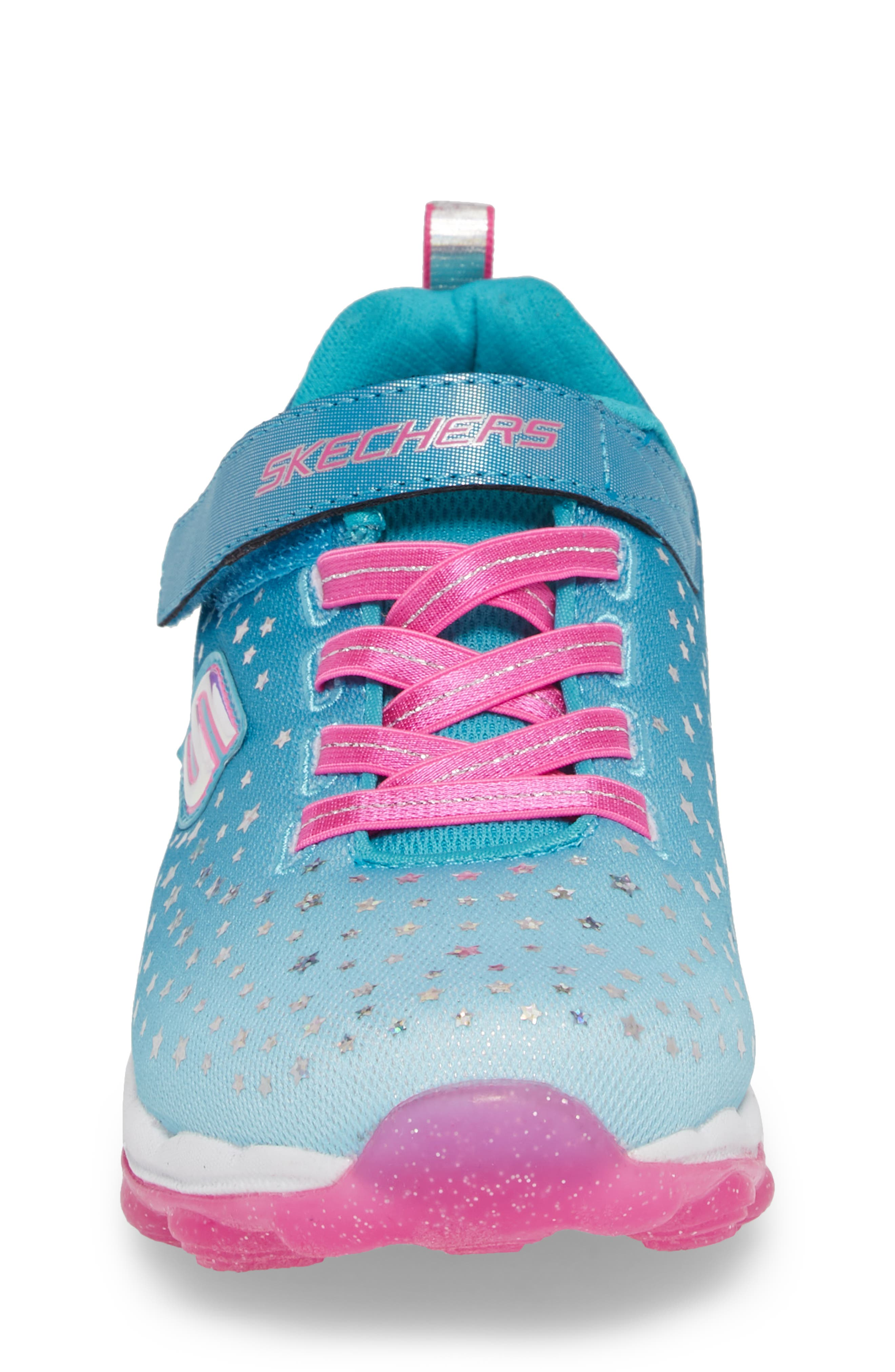 Skech-Air Ultra Glam It Up Sneaker,                             Alternate thumbnail 4, color,                             425