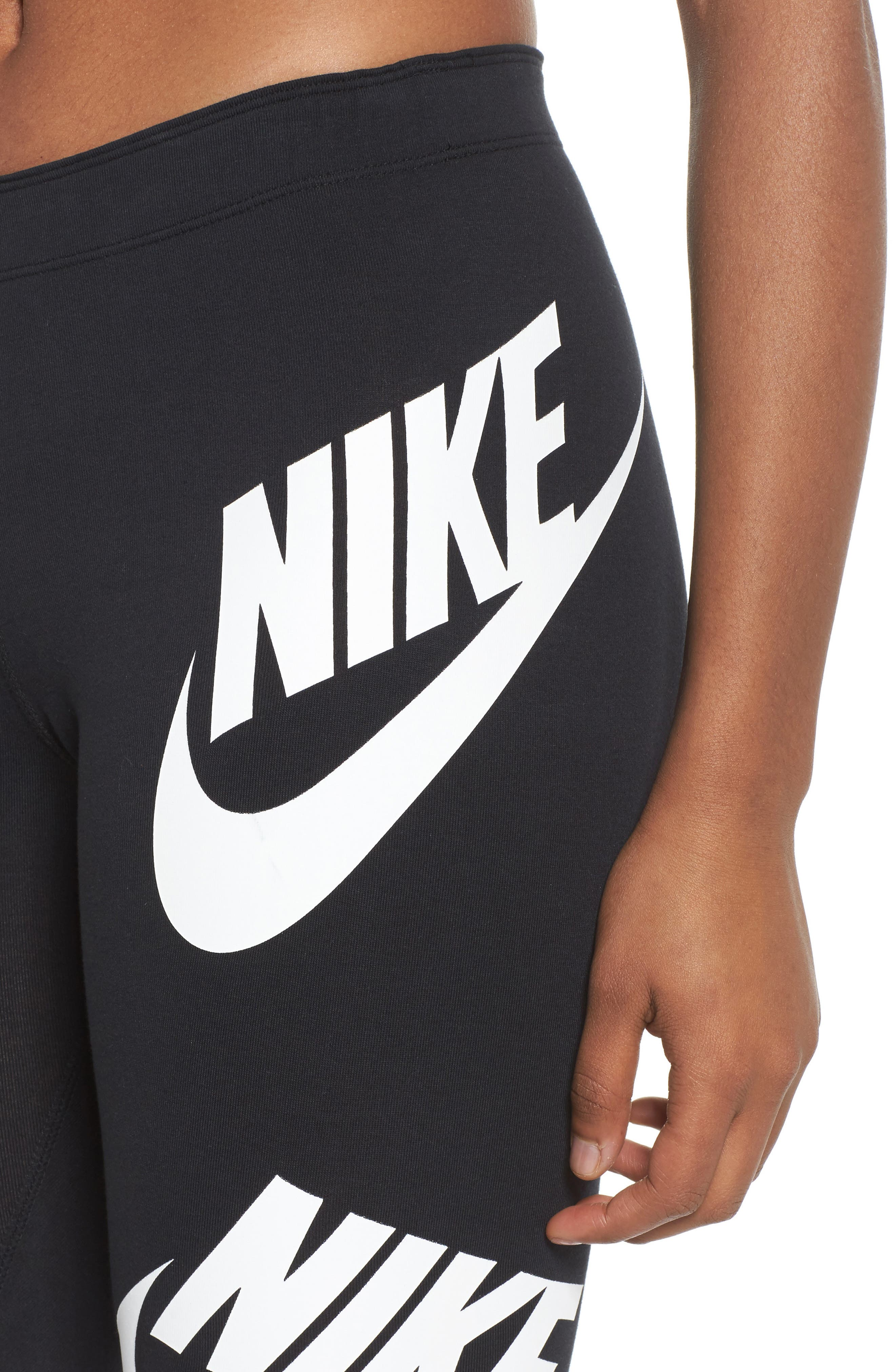 Sportswear Graphic Leggings,                             Alternate thumbnail 16, color,