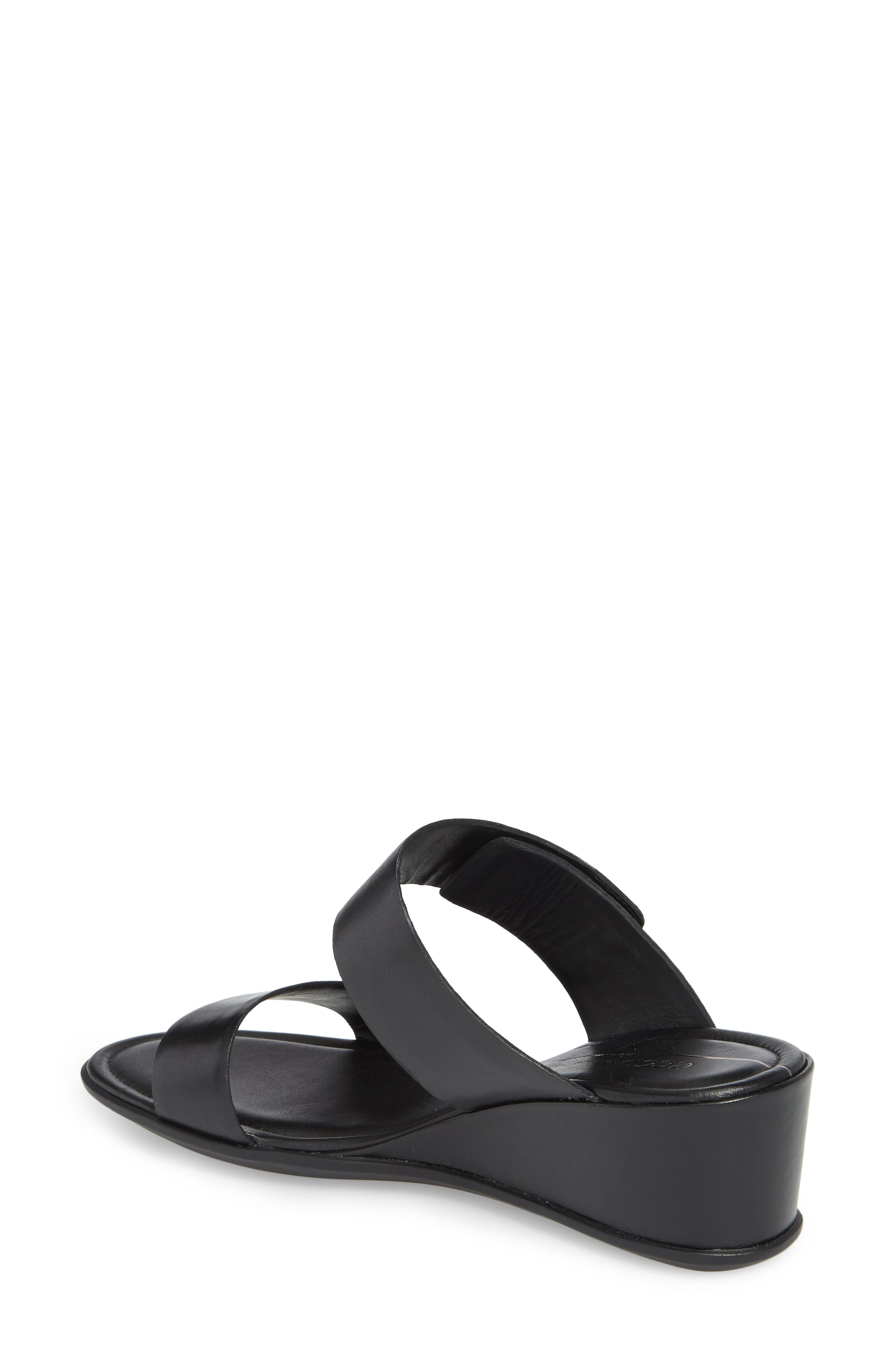 Shape 35 Wedge Sandal,                             Alternate thumbnail 2, color,                             001