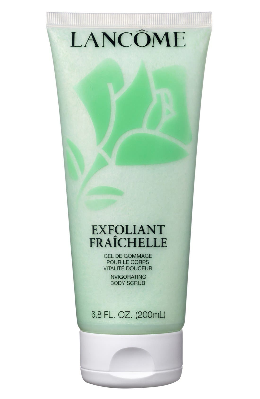 LANCÔME,                             'Exfoliant Fraîchelle' Invigorating Body Scrub,                             Main thumbnail 1, color,                             000