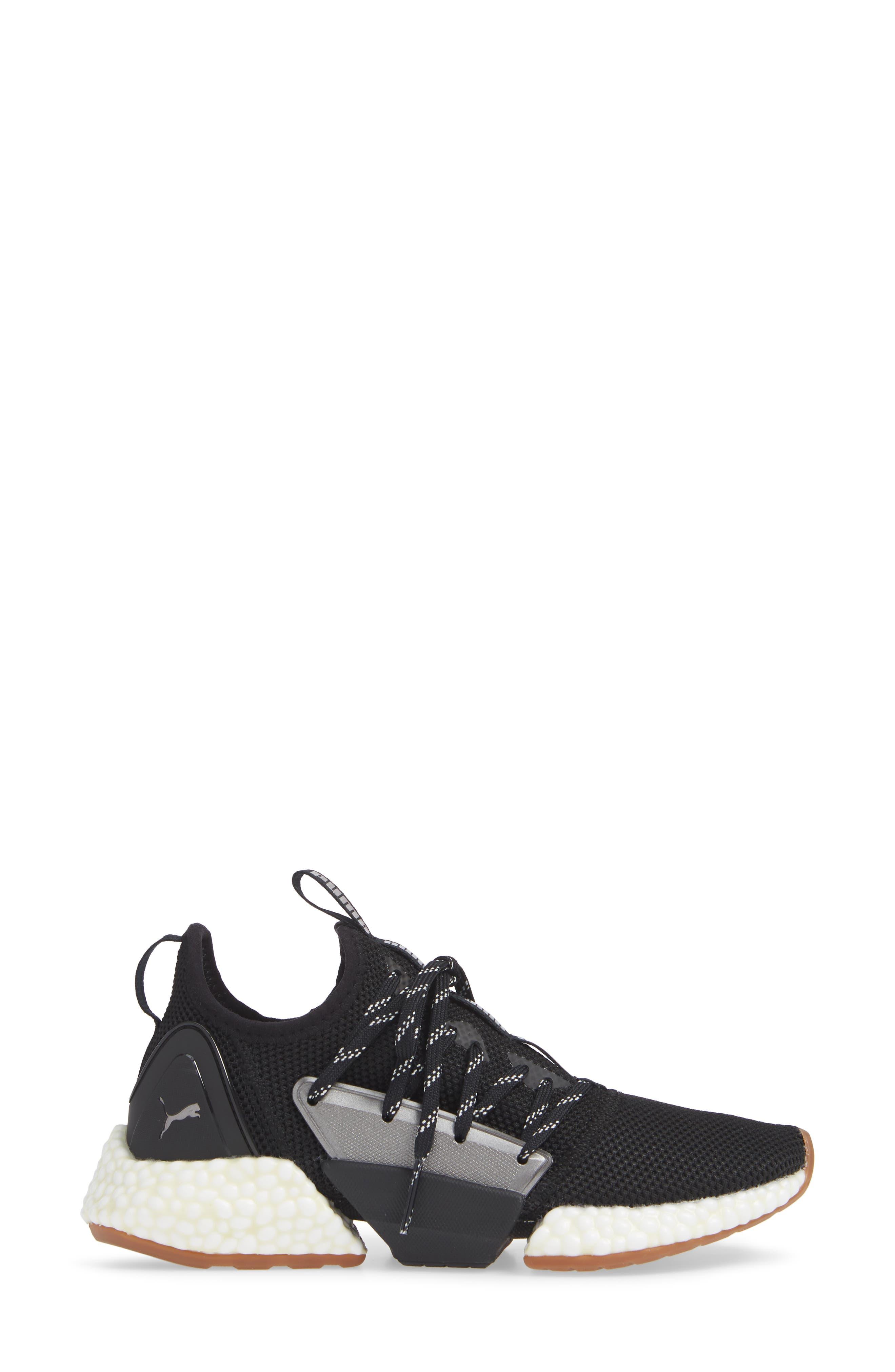 Rocket Luxe Running Shoe,                             Alternate thumbnail 3, color,                             001