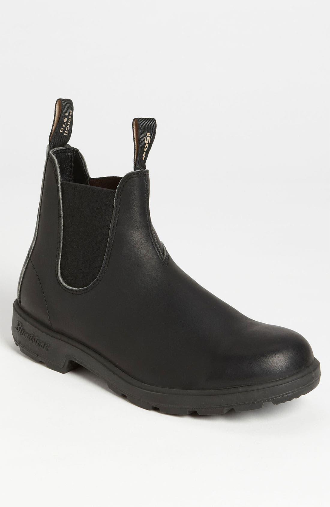 Blundstone Footwear Classic Boot- Black