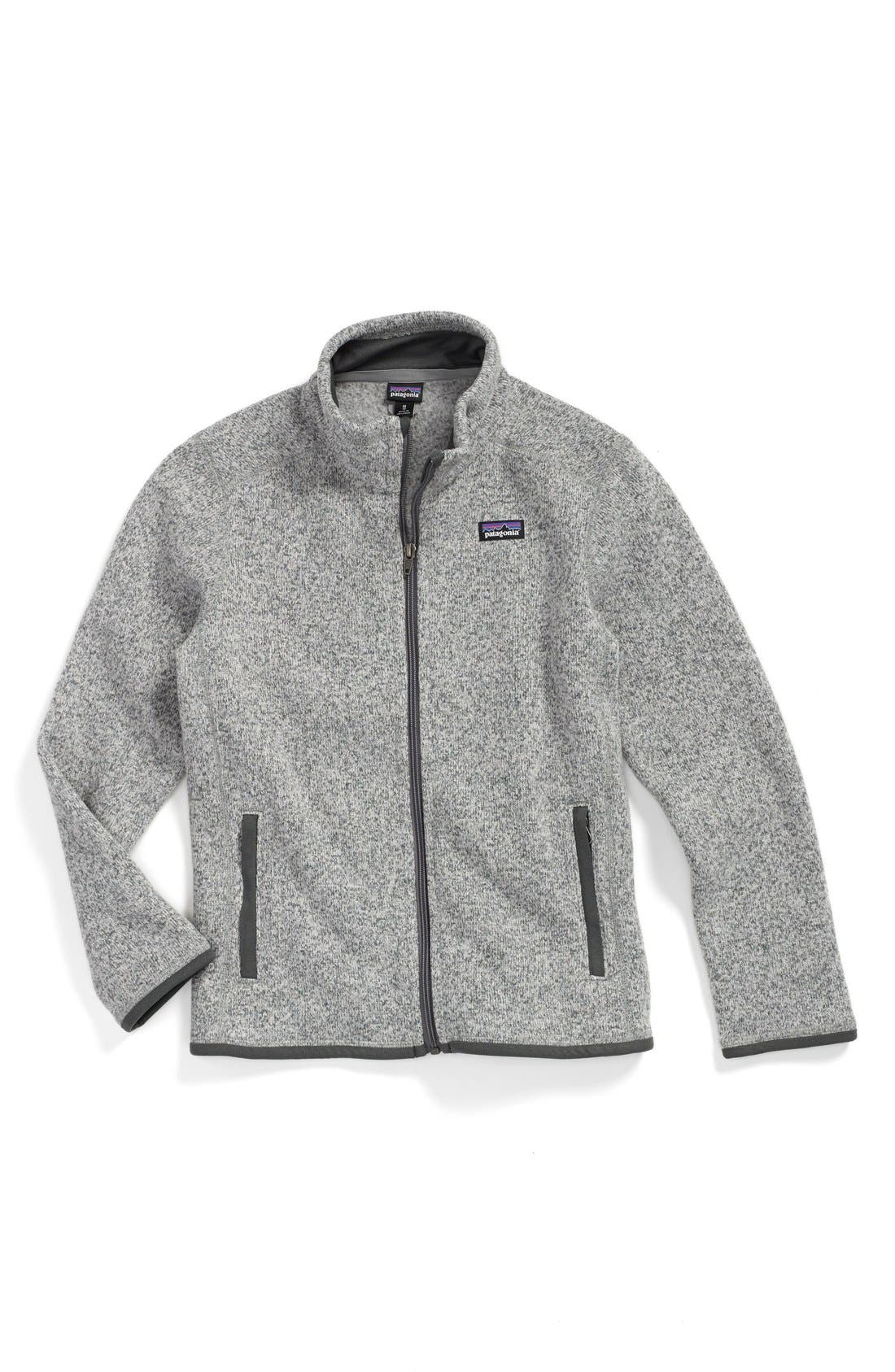 Better Sweater Jacket,                             Main thumbnail 1, color,                             STONEWASH GREY