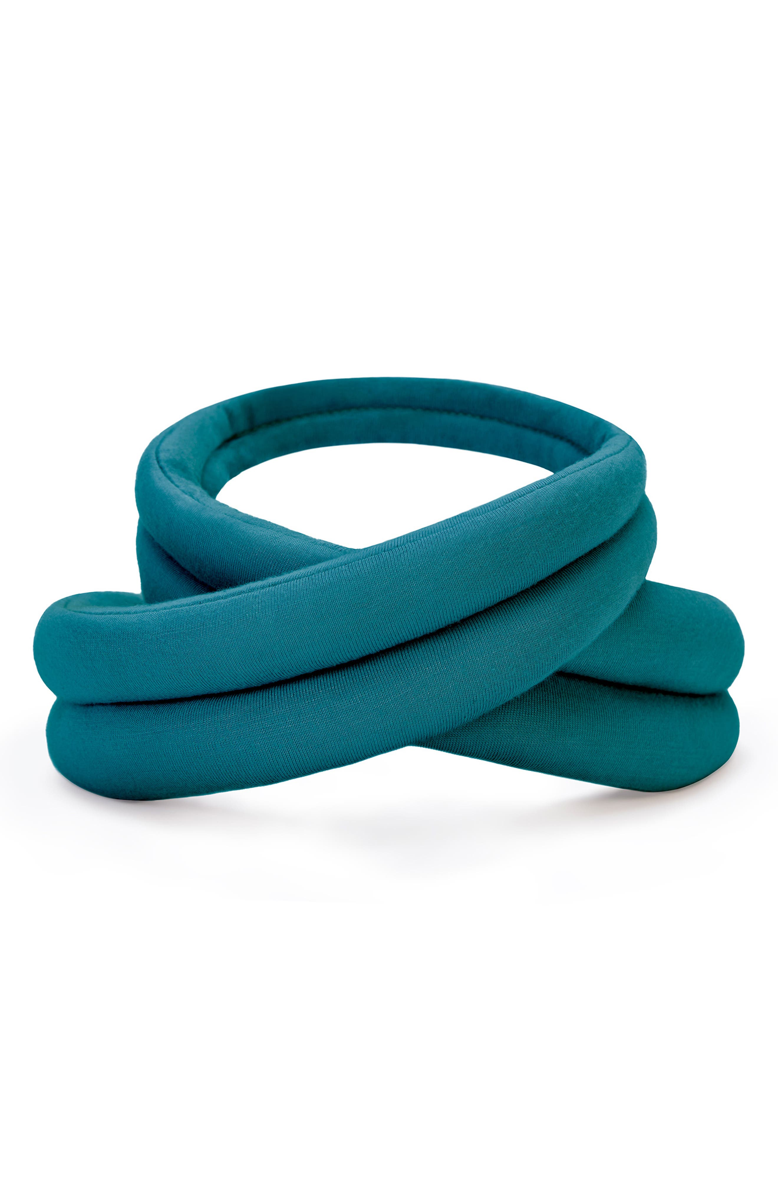 OSTRICHPILLOW<sup>®</sup> Loop Eye Mask, Main, color, BLUE REEF