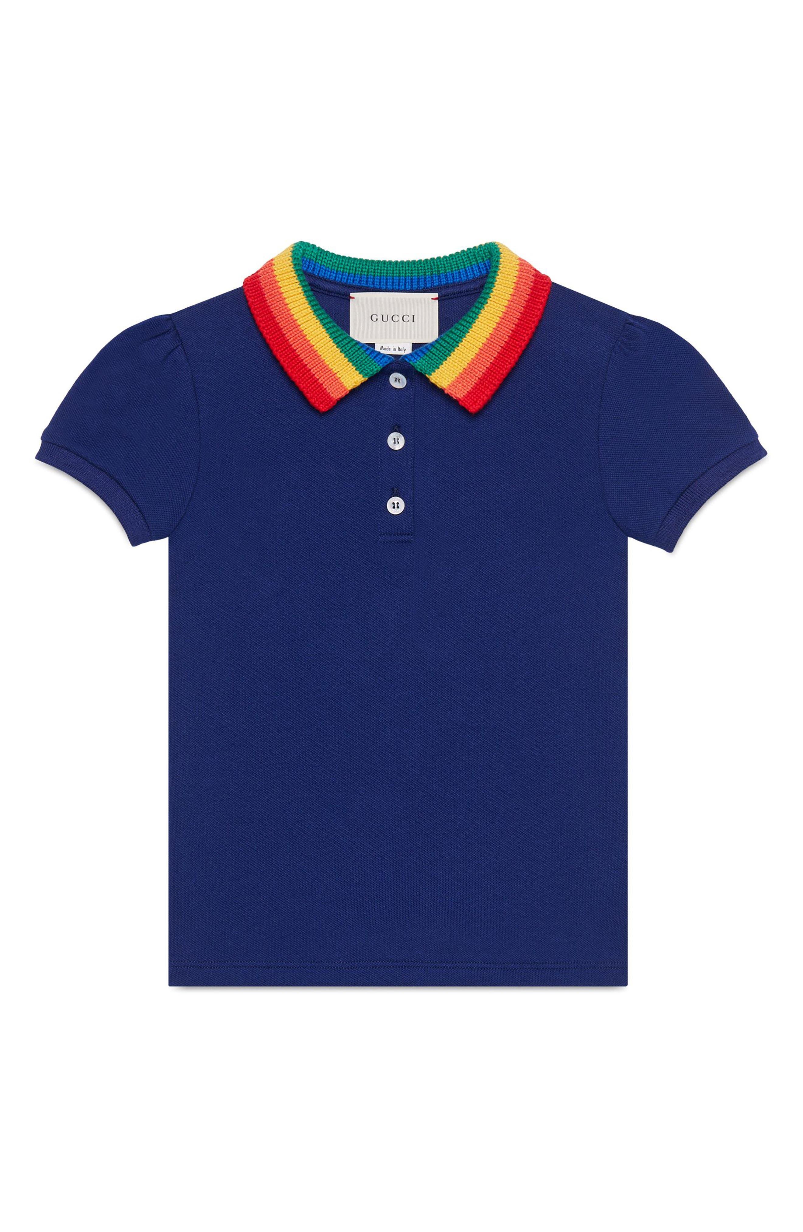 I Love Princess Piqué Polo,                         Main,                         color, 406