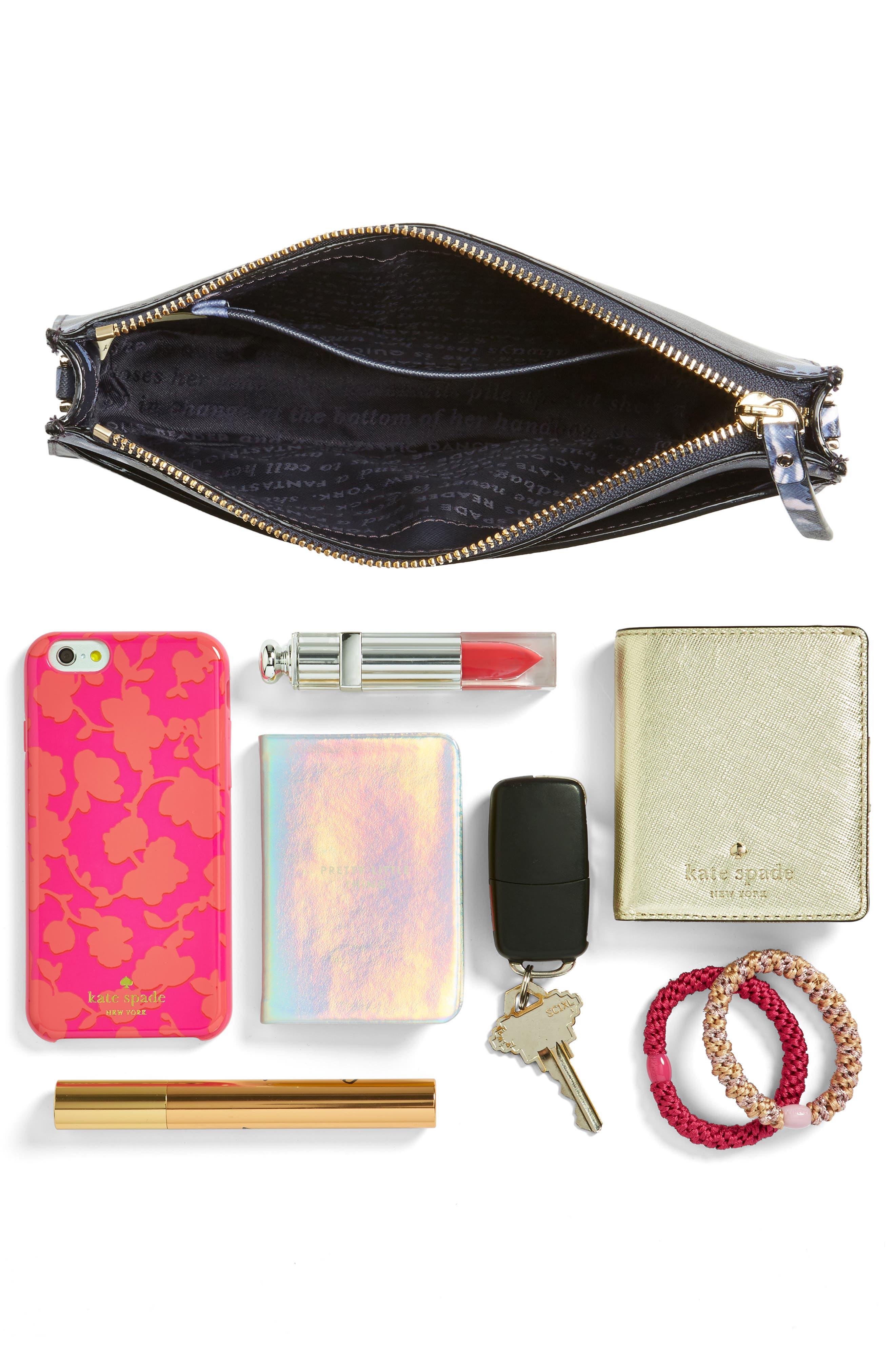 cameron street clarise leather shoulder bag,                             Alternate thumbnail 7, color,                             458