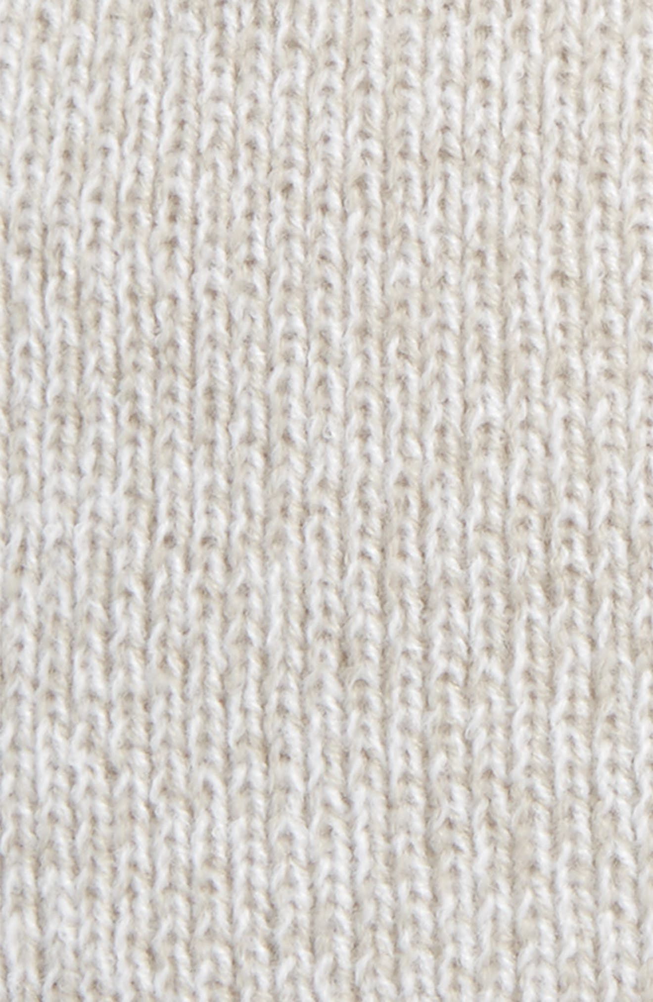 Marled Beanie,                             Alternate thumbnail 2, color,                             020