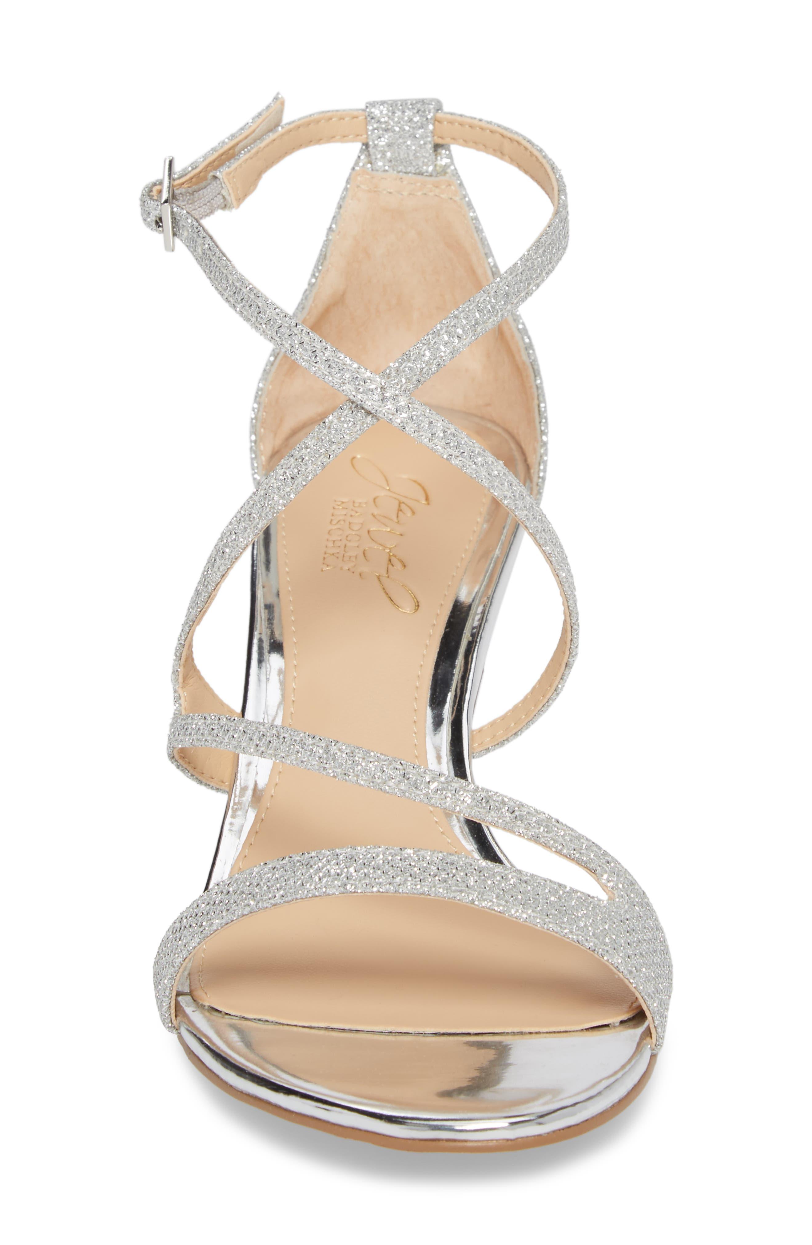 Gail Crystal Embellished Sandal,                             Alternate thumbnail 11, color,