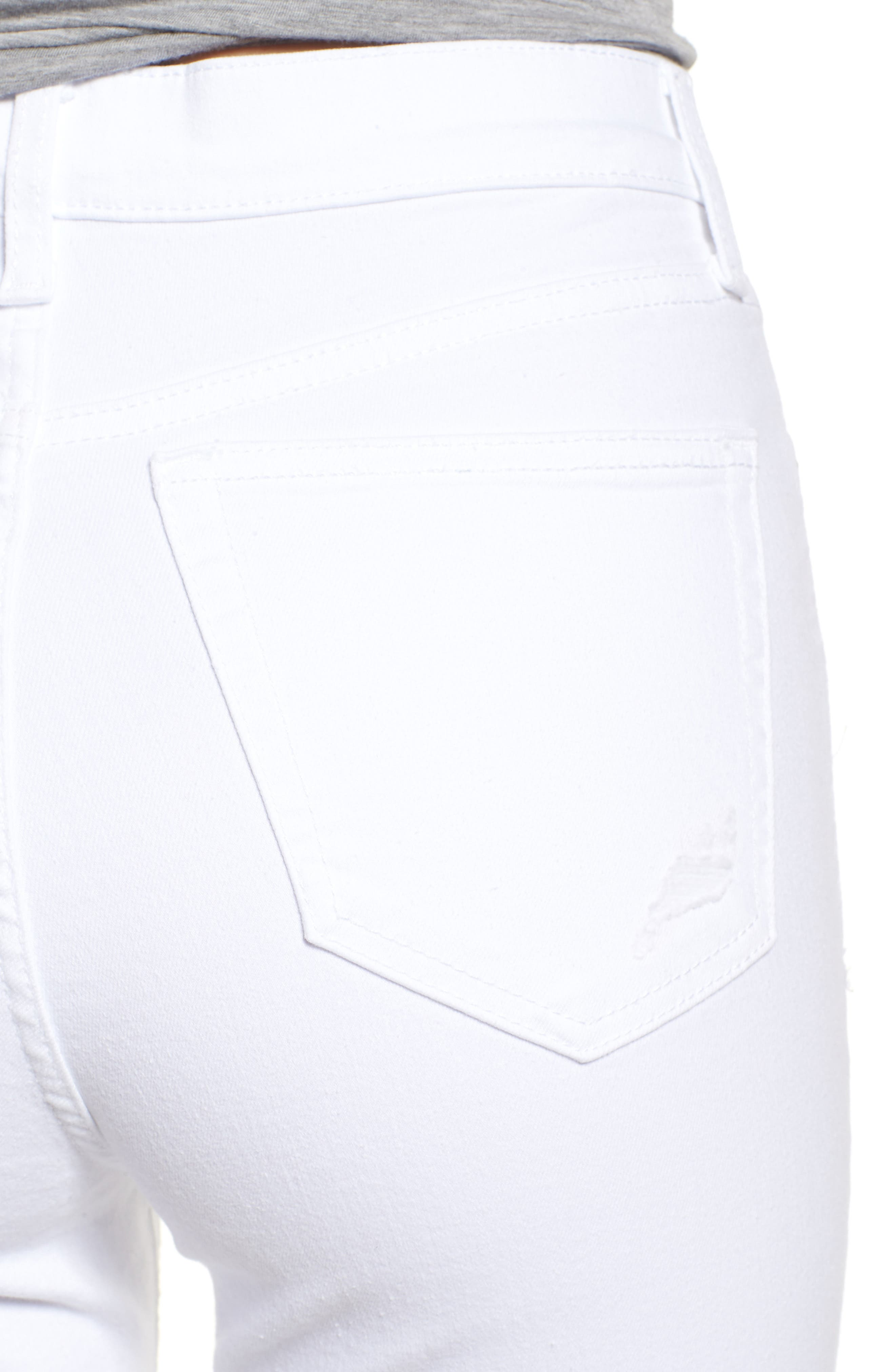 Jamie Super Rip Jeans,                             Alternate thumbnail 4, color,                             100