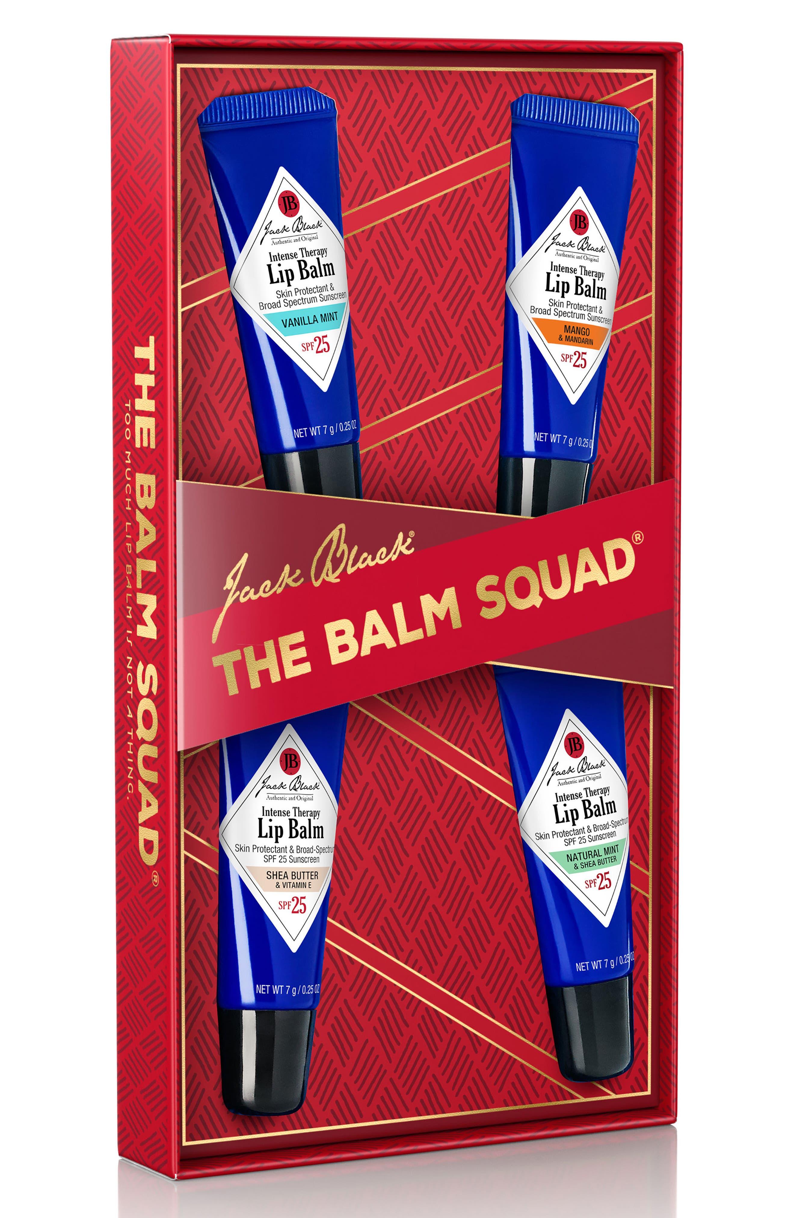 The Balm Squad Set,                             Alternate thumbnail 3, color,                             000