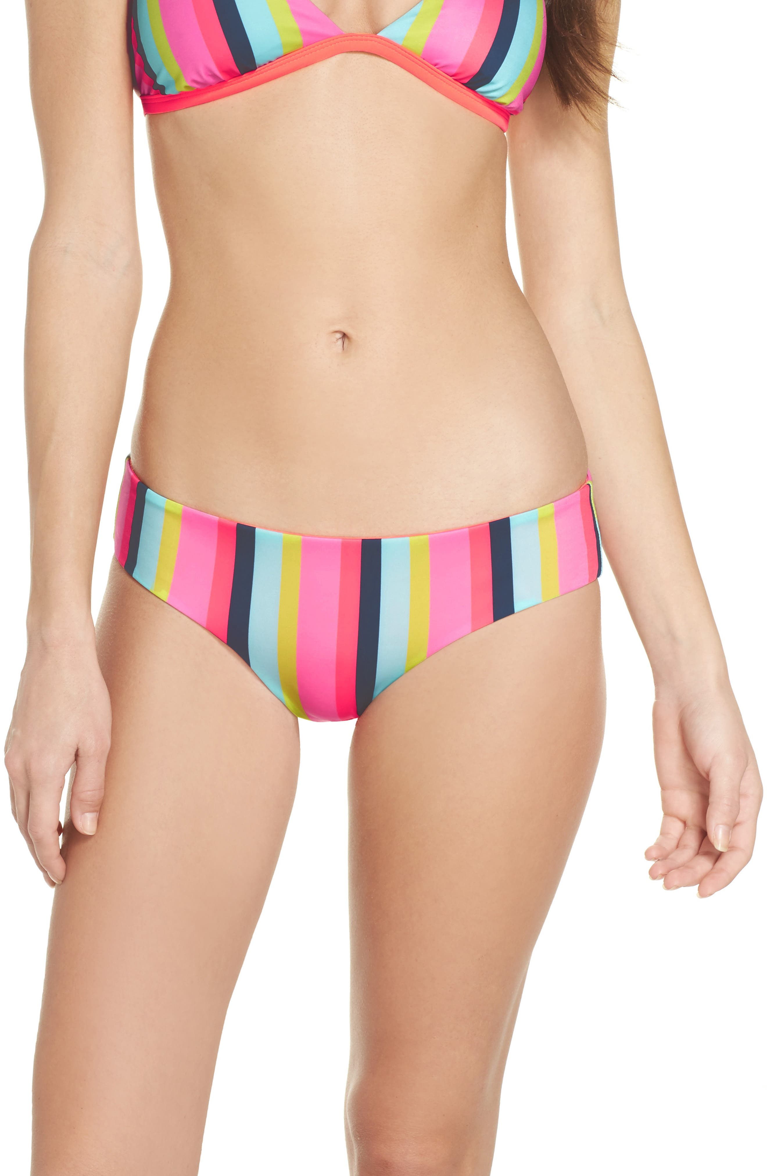 Reversible Hipster Bikini Bottoms,                             Main thumbnail 4, color,