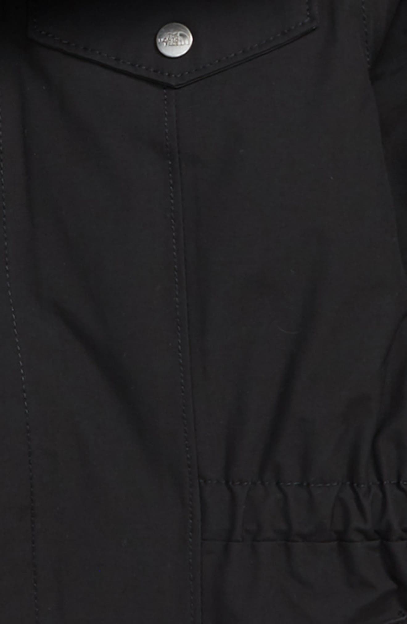 Osolita 2.0 TriClimate<sup>®</sup> Waterproof 3-in-1 Jacket,                             Alternate thumbnail 2, color,                             TNF BLACK