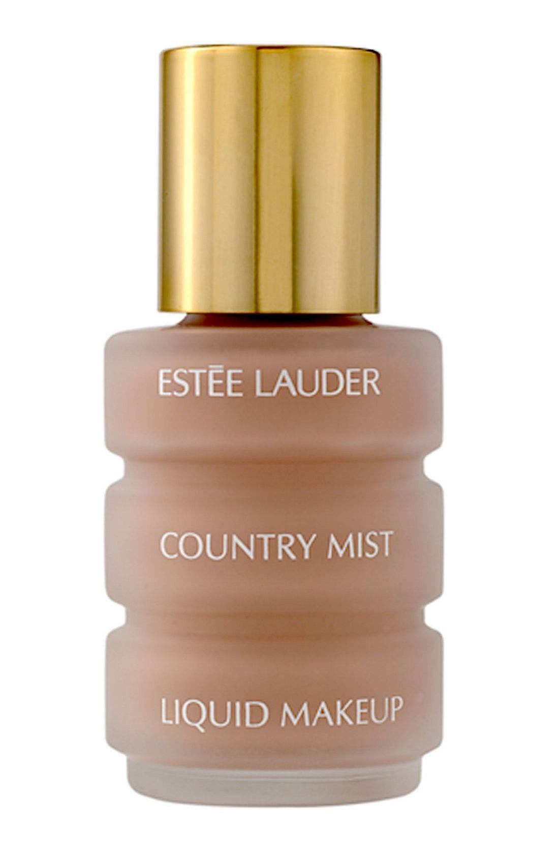 Country Mist Liquid Makeup,                             Main thumbnail 1, color,                             COUNTRY BEIGE