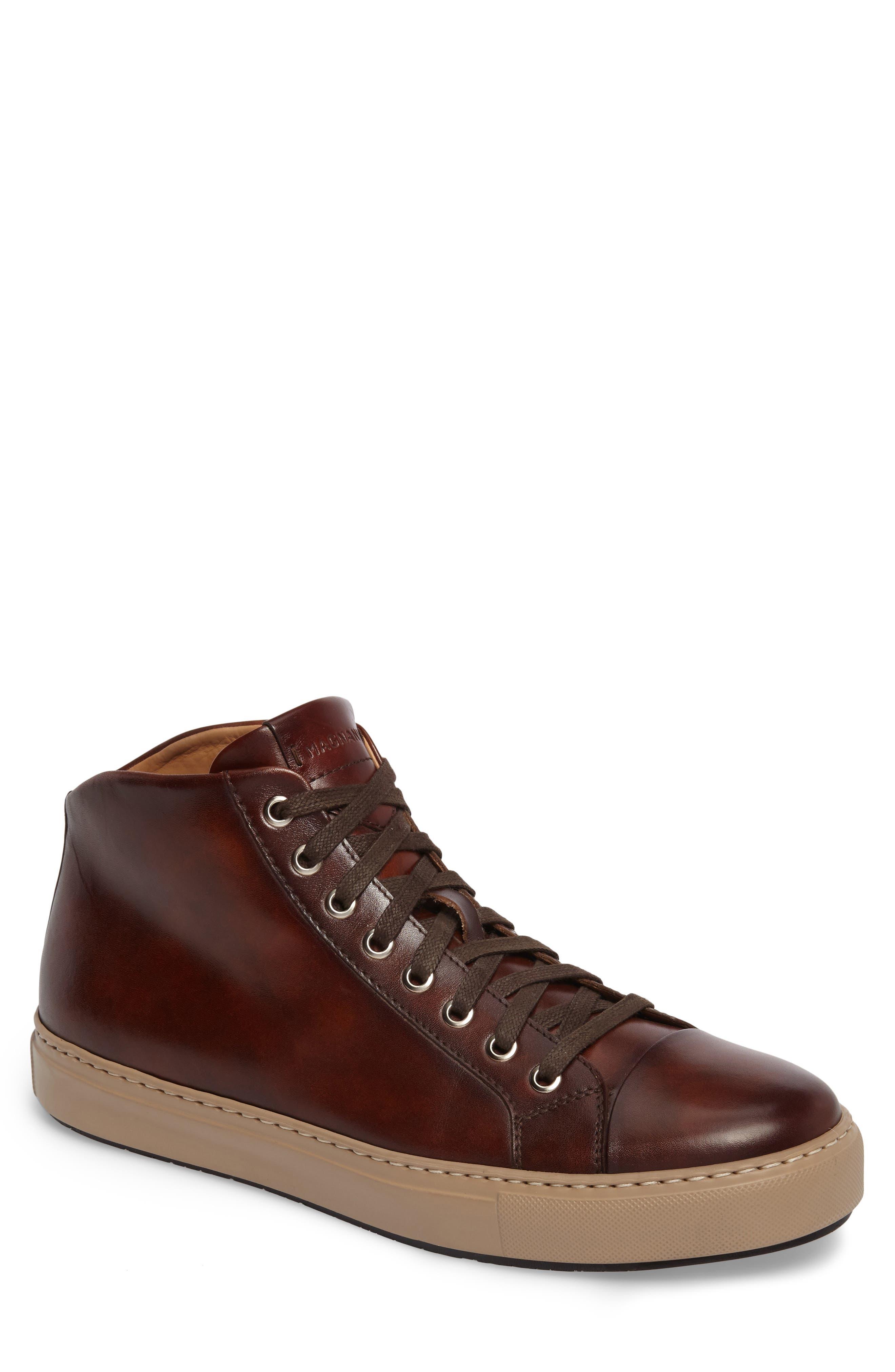 MAGNANNI,                             Kavon High Top Sneaker,                             Main thumbnail 1, color,                             245