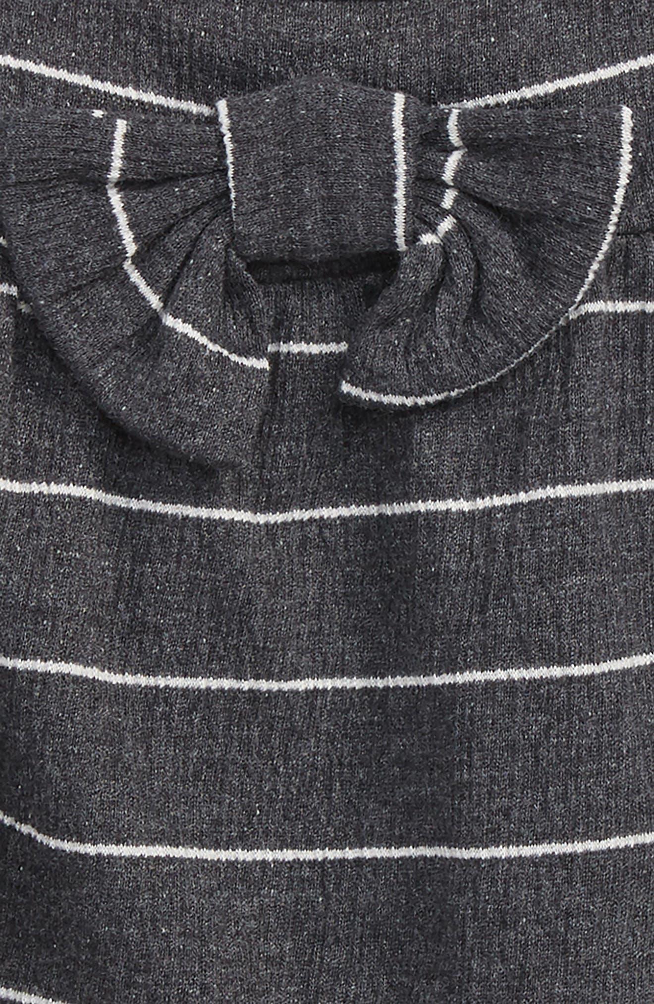 Stripe Tank & Shorts Set,                             Alternate thumbnail 2, color,                             BLACK STRIPE