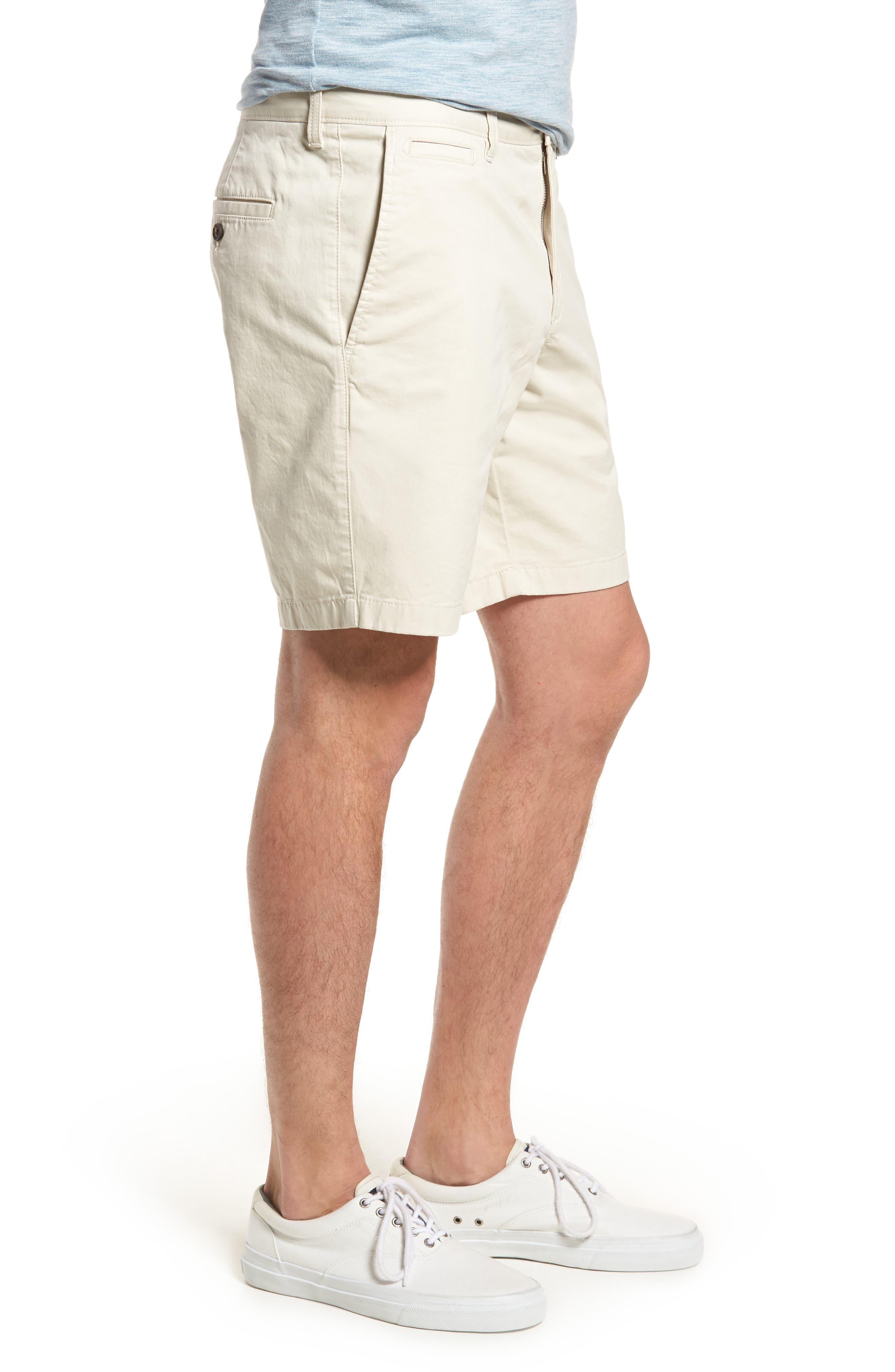 Ballard Slim Fit Stretch Chino 9-Inch Shorts,                             Alternate thumbnail 28, color,