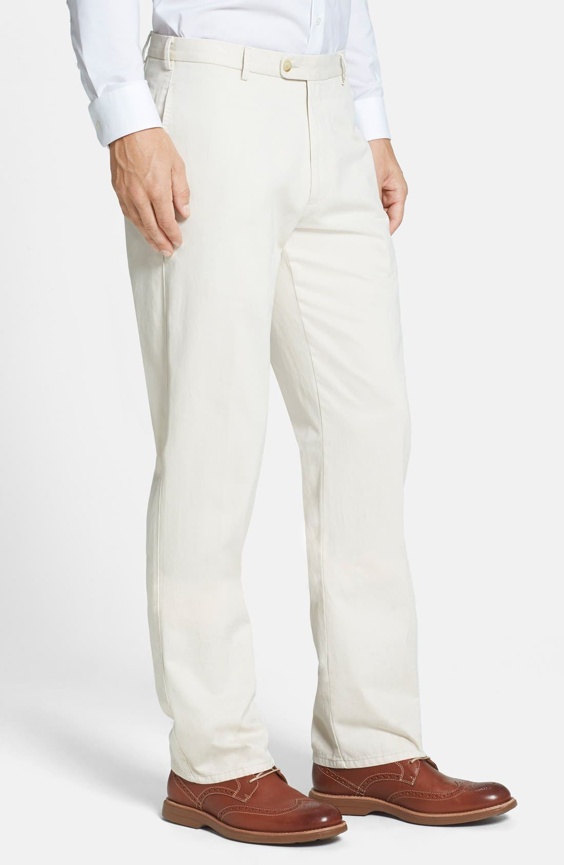 Garment Washed Twill Pants,                             Alternate thumbnail 27, color,