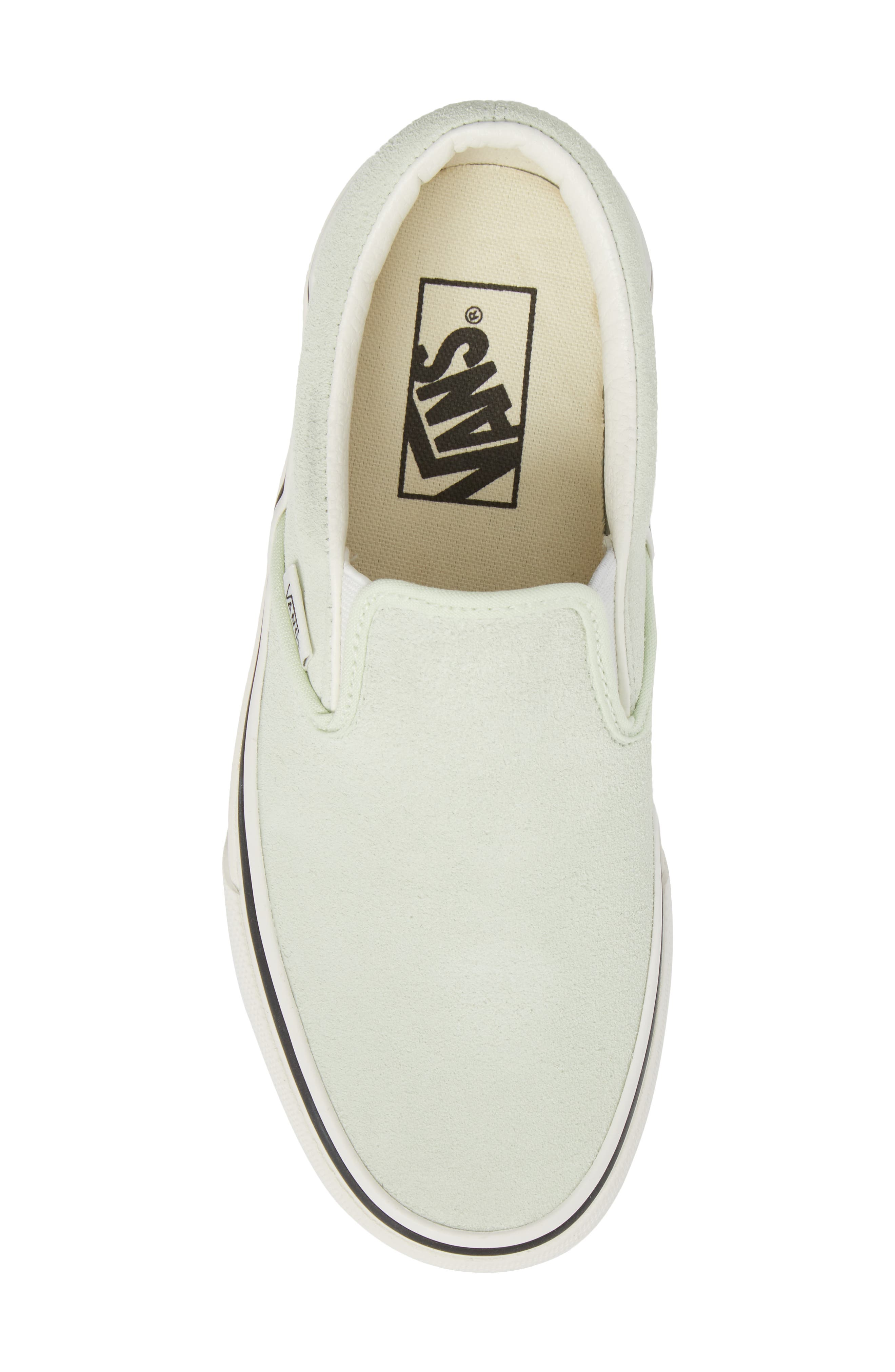 Classic Slip-On Sneaker,                             Alternate thumbnail 376, color,