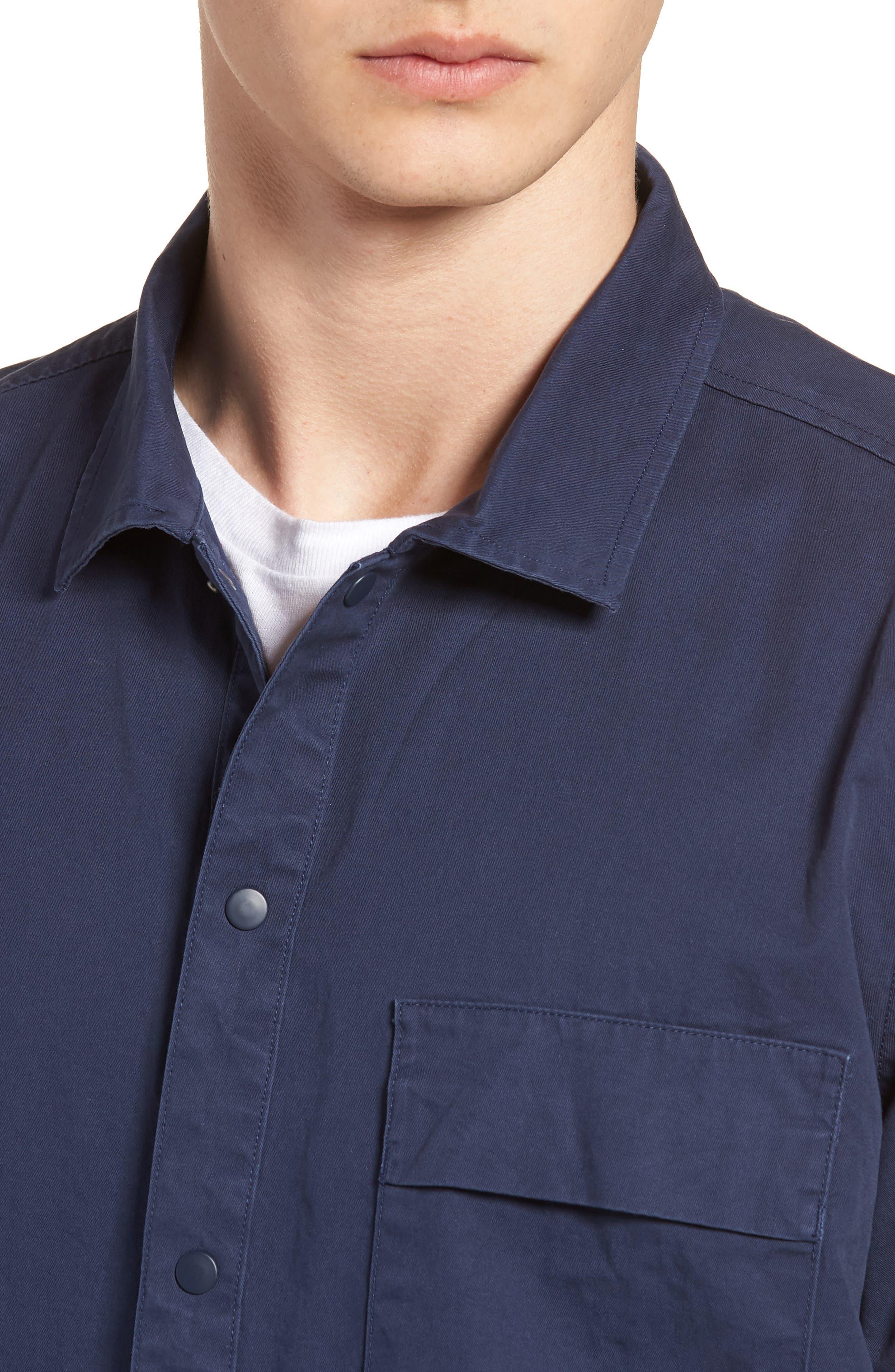Blackstone Shirt Jacket,                             Alternate thumbnail 4, color,                             400