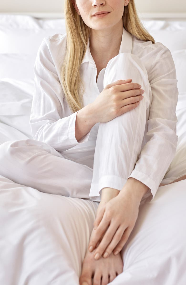 The White Company Cotton Pajamas | Nordstrom