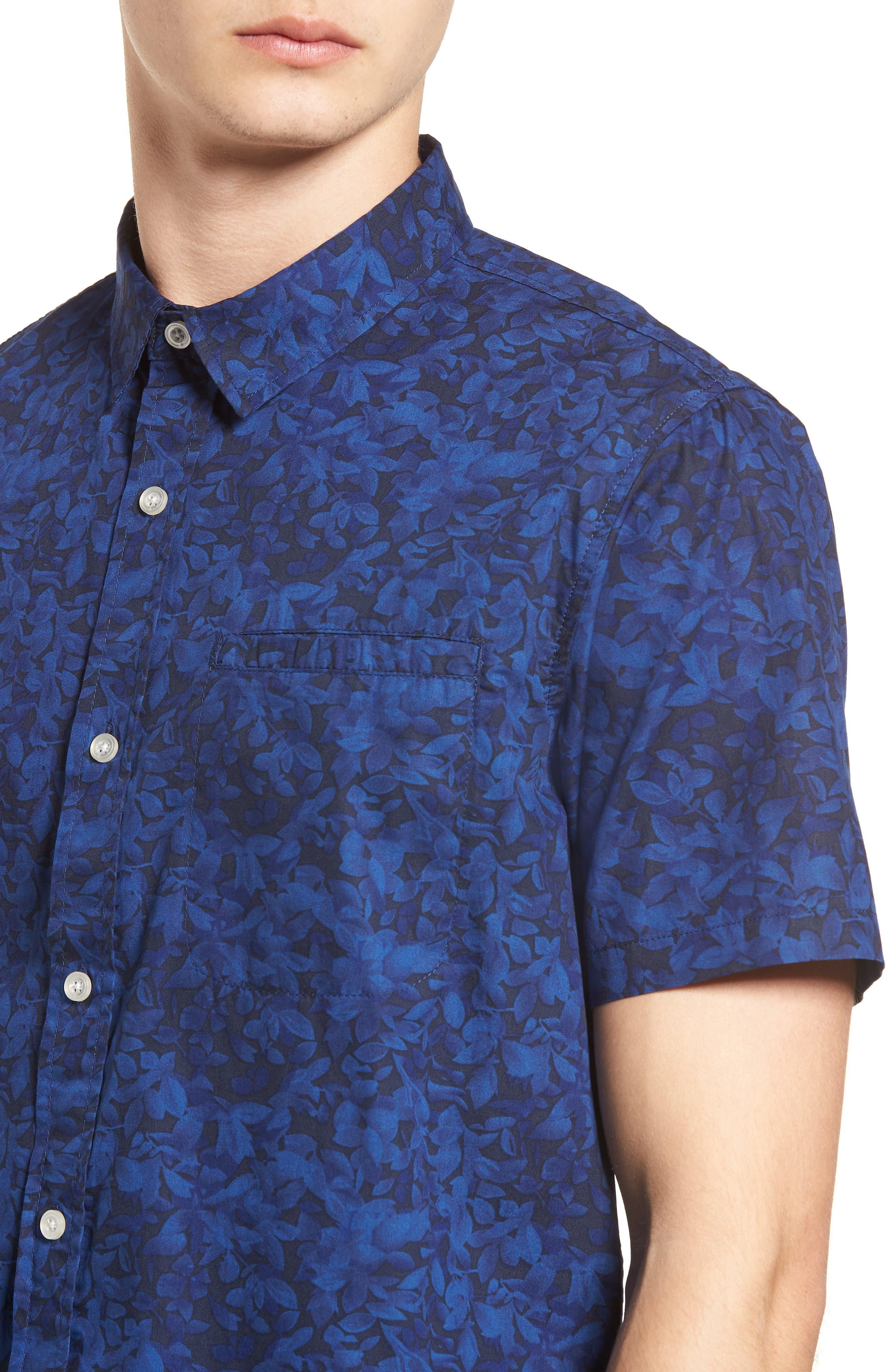 Porter Woven Shirt,                             Alternate thumbnail 24, color,