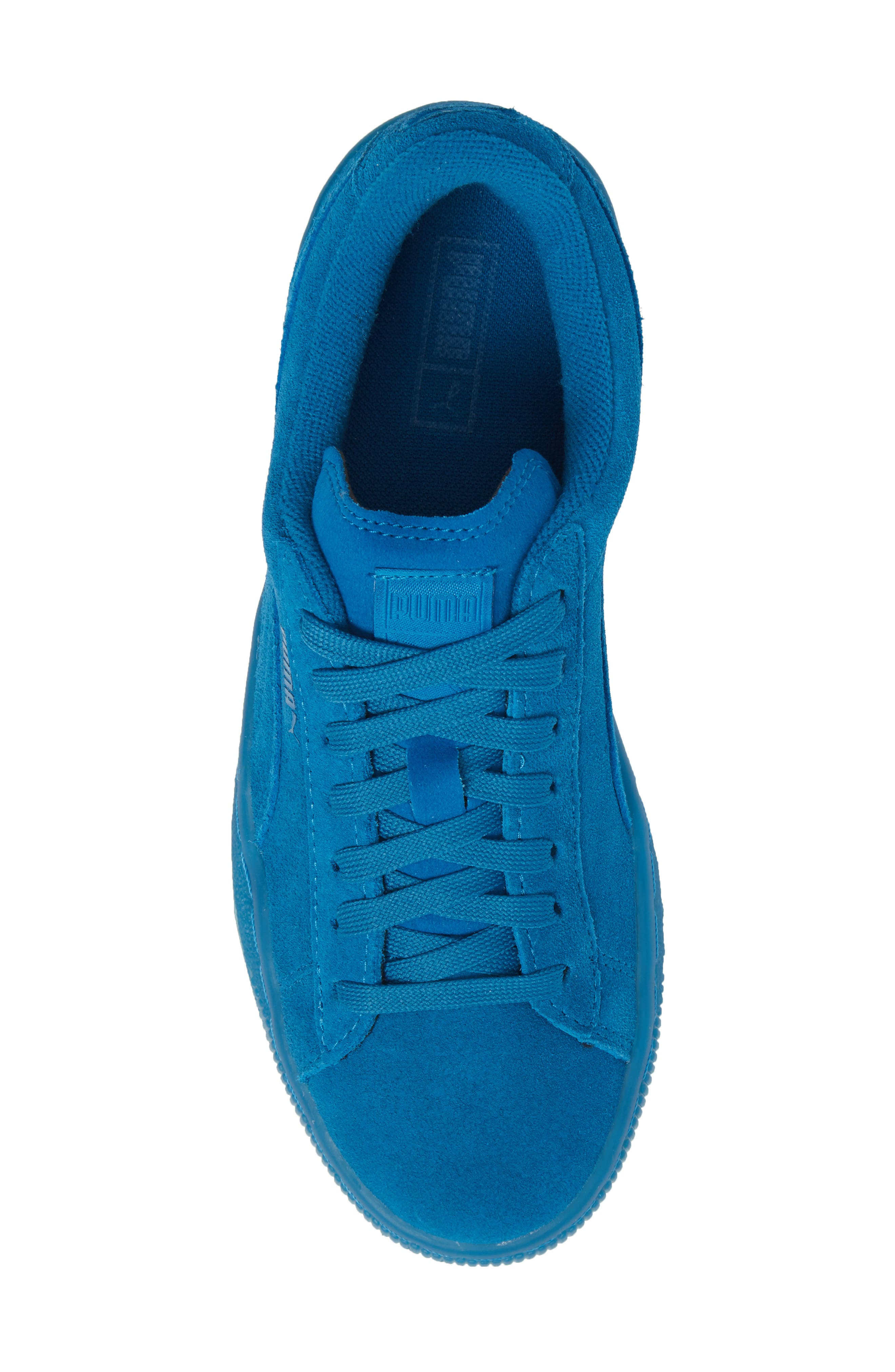 'Suede Iced' Sneaker,                             Alternate thumbnail 5, color,                             460
