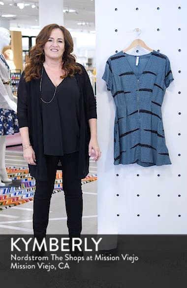 Dawning Print Dress, sales video thumbnail