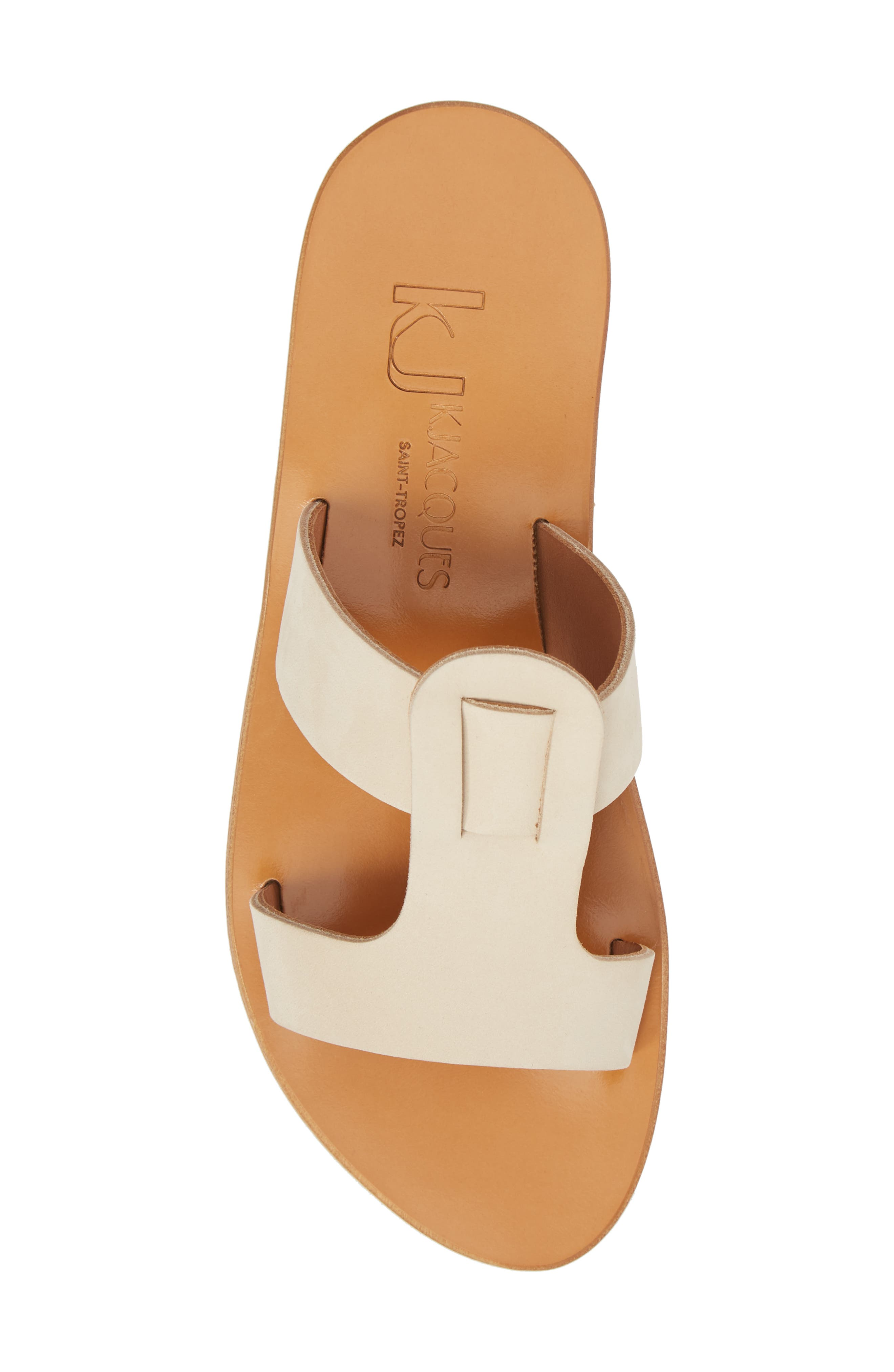 K. Jacques St. Tropez Slide Sandal,                             Alternate thumbnail 10, color,