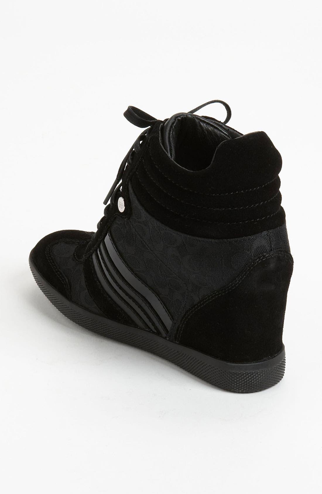 'Alara' Sneaker,                             Alternate thumbnail 4, color,                             004