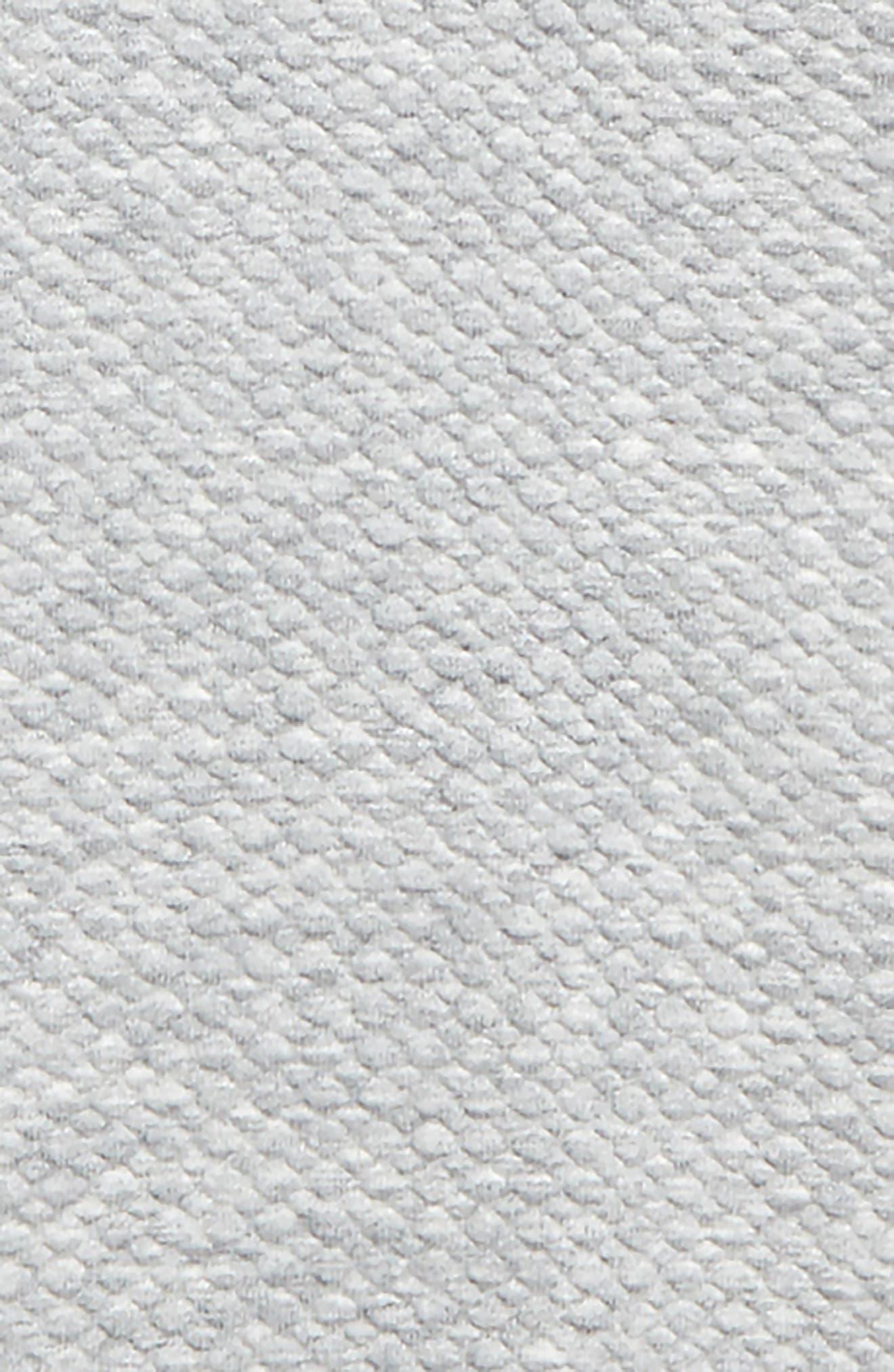 Mock Neck Scuba Sweatshirt,                             Alternate thumbnail 2, color,                             050