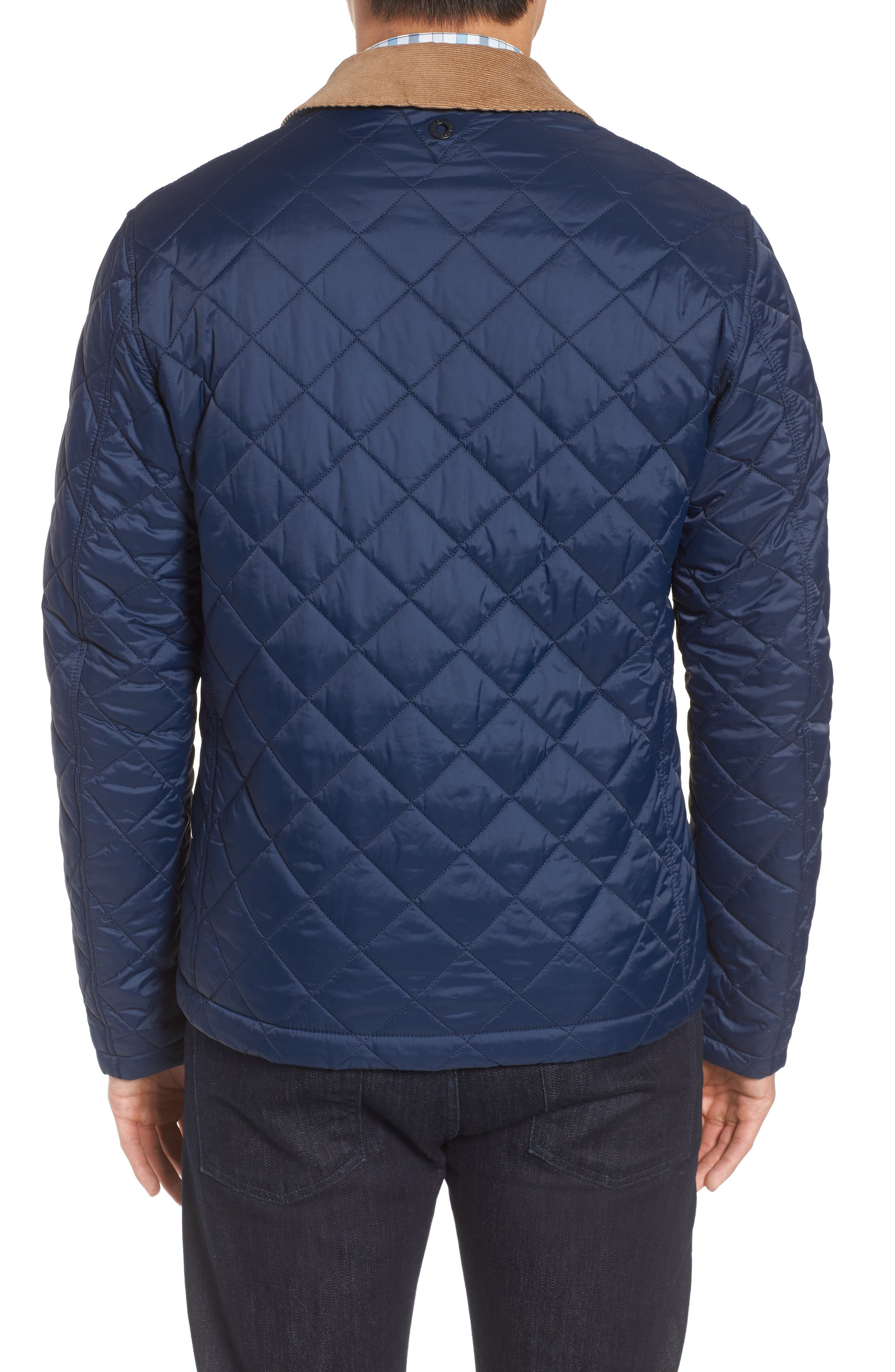 Helm Quilted Jacket,                             Alternate thumbnail 6, color,