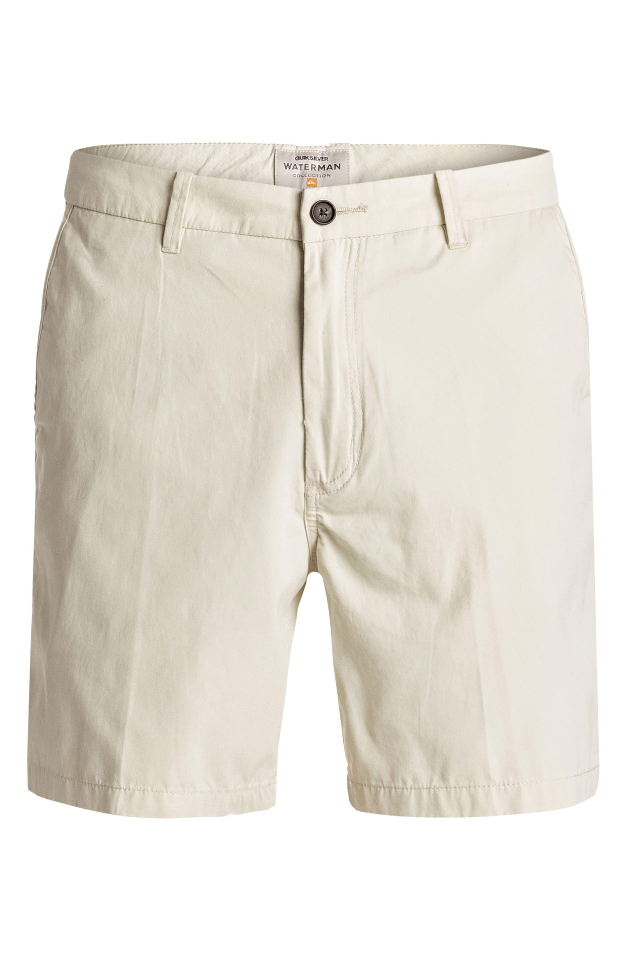 Shortie Chino Shorts,                             Alternate thumbnail 6, color,                             108