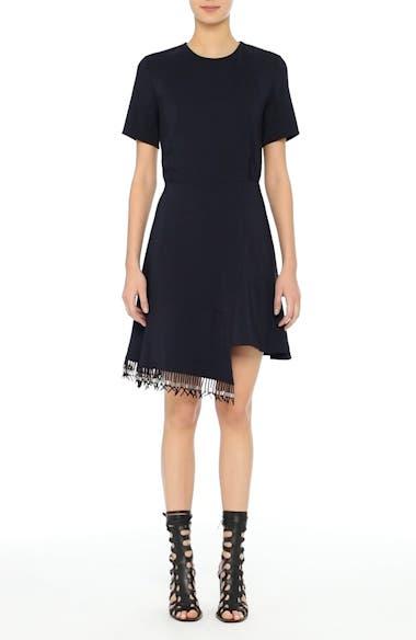 Alternate Video 7  - Altuzarra Asymmetrical Fringe Hem Dress
