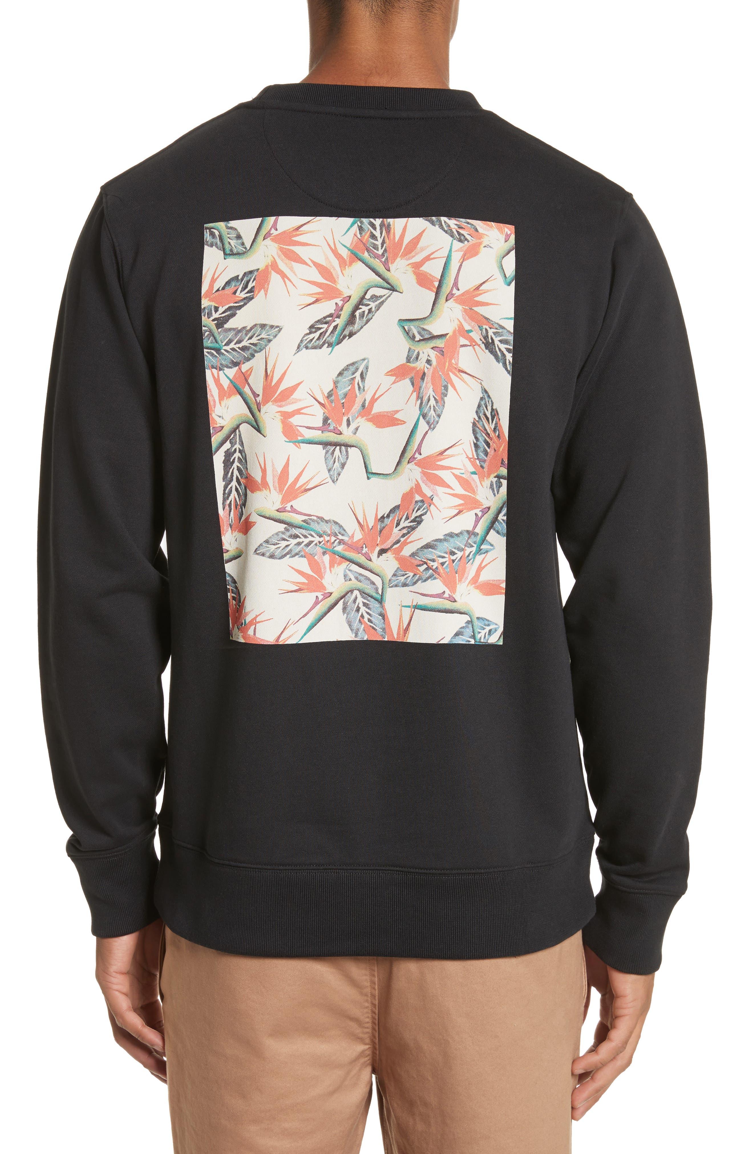 Browery Paradise Graphic Sweatshirt,                             Alternate thumbnail 2, color,