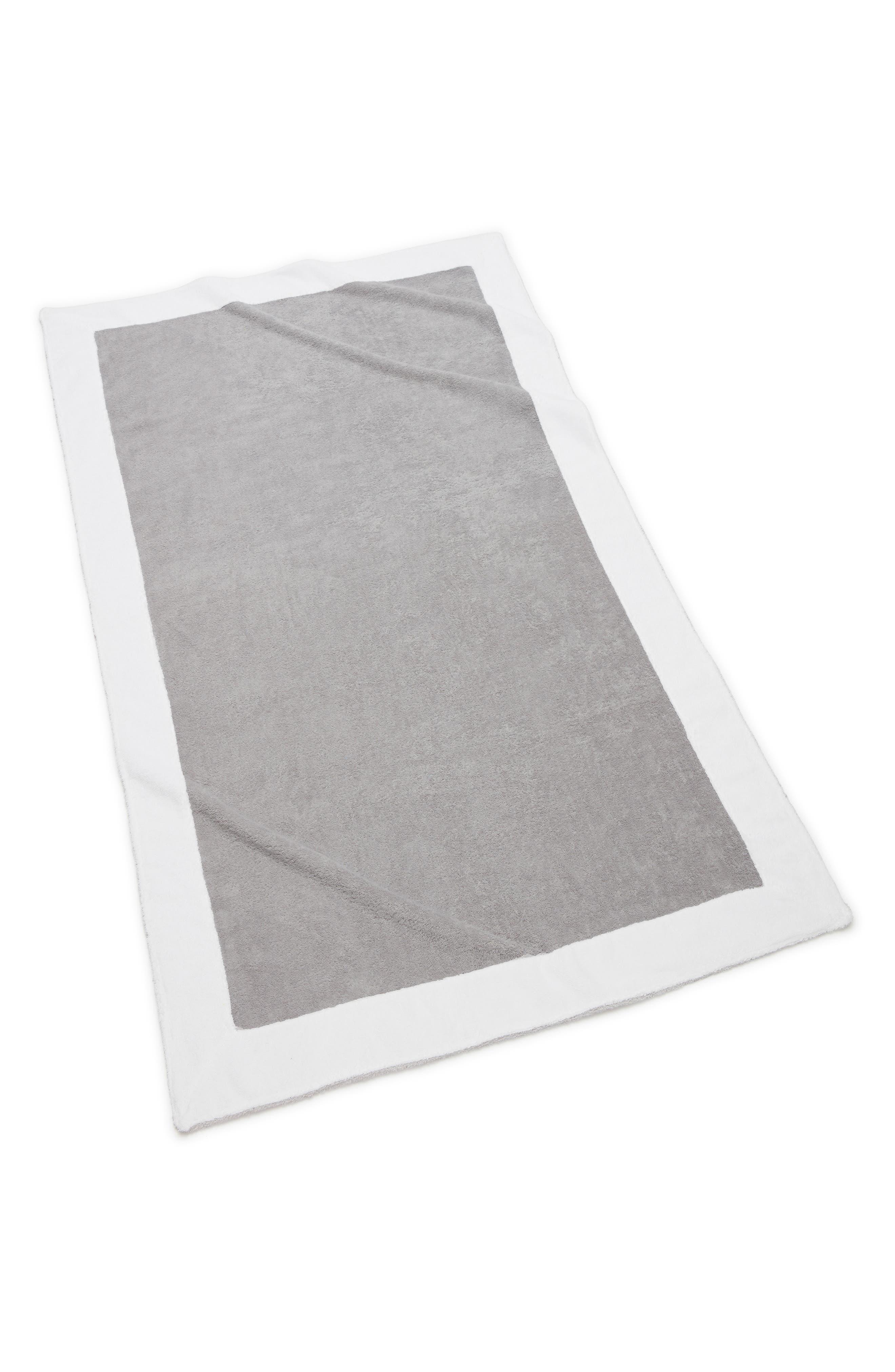 Capri Bath Towel,                             Main thumbnail 1, color,                             GREY