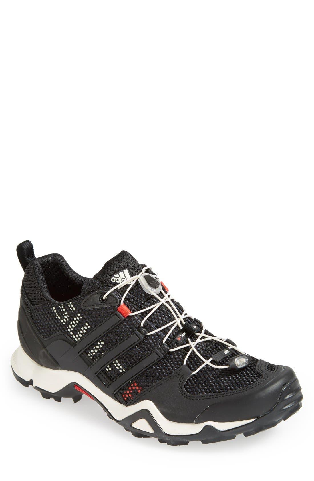 'Terrex Swift R' Hiking Shoe, Main, color, 001