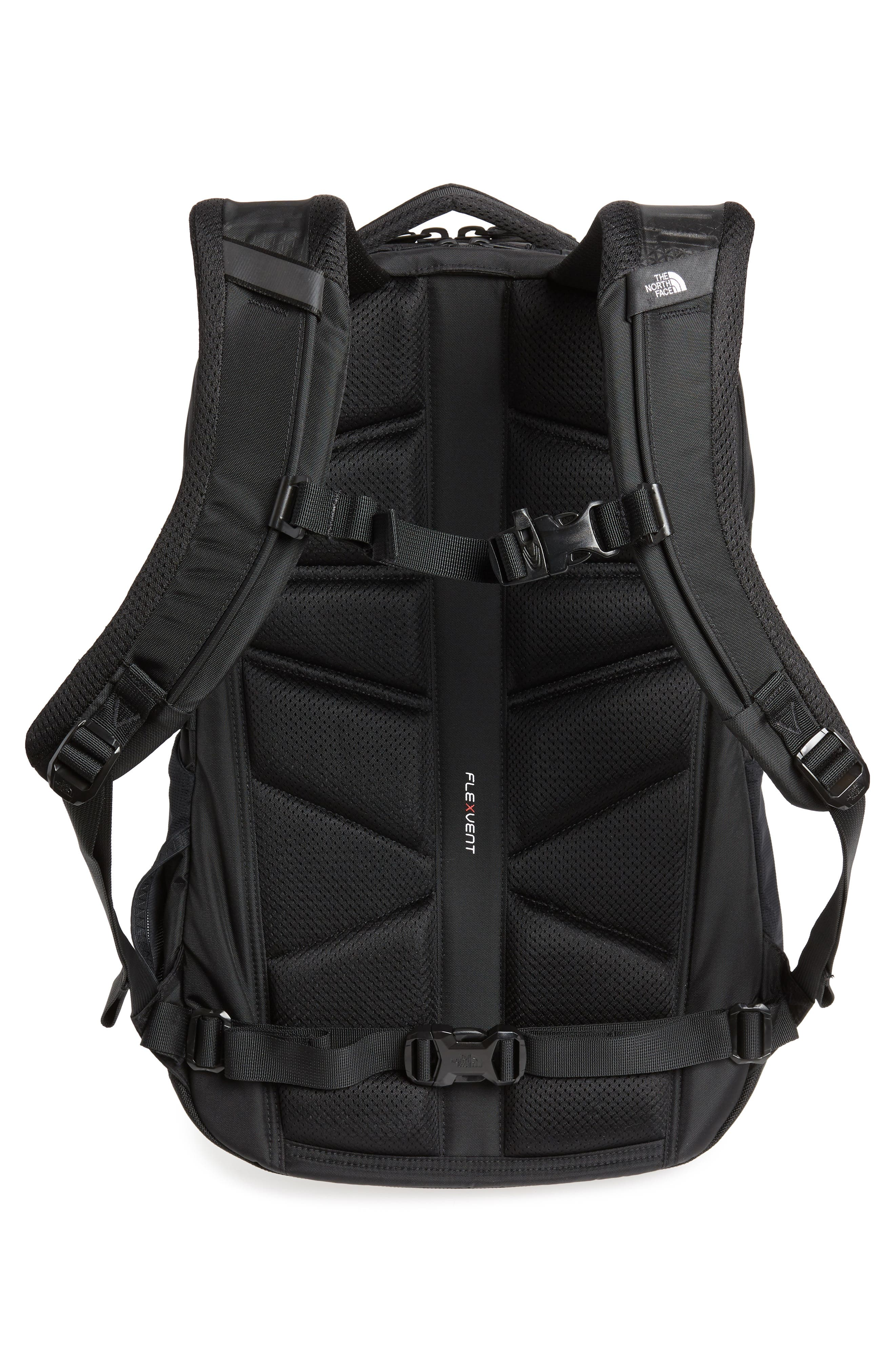 THE NORTH FACE,                             Borealis Backpack,                             Alternate thumbnail 2, color,                             001