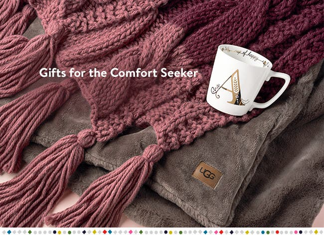 Gifts for the comfort seeker.