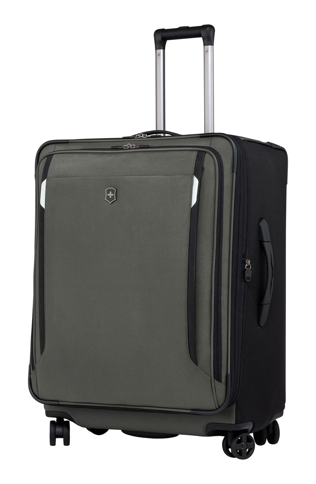 WT 5.0 Dual Caster Wheeled 27-Inch Packing Case,                             Main thumbnail 3, color,