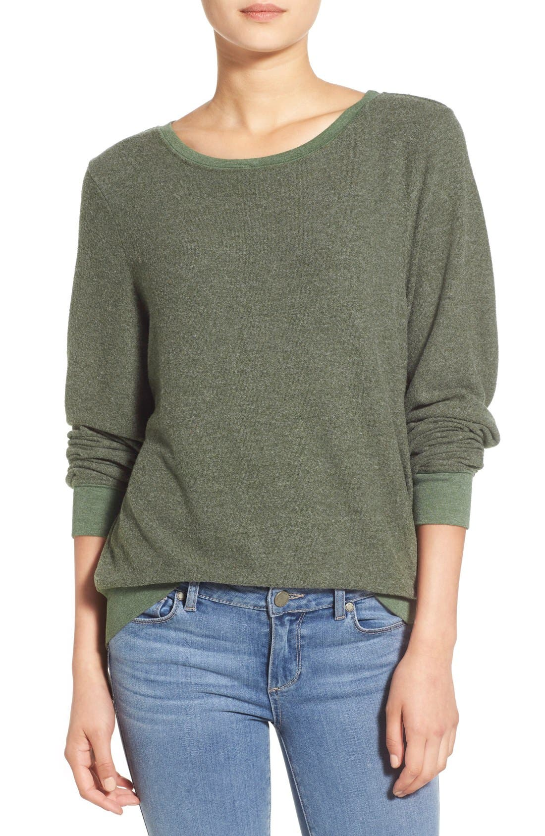 'Baggy Beach Jumper' Pullover,                             Main thumbnail 24, color,