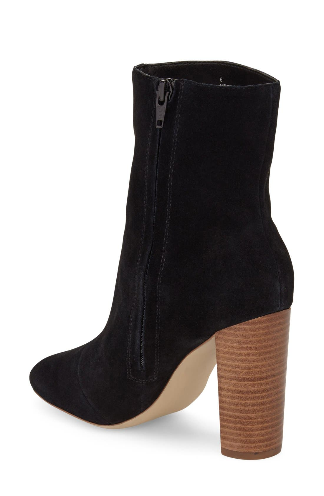 Veronica Bootie,                             Alternate thumbnail 2, color,                             003