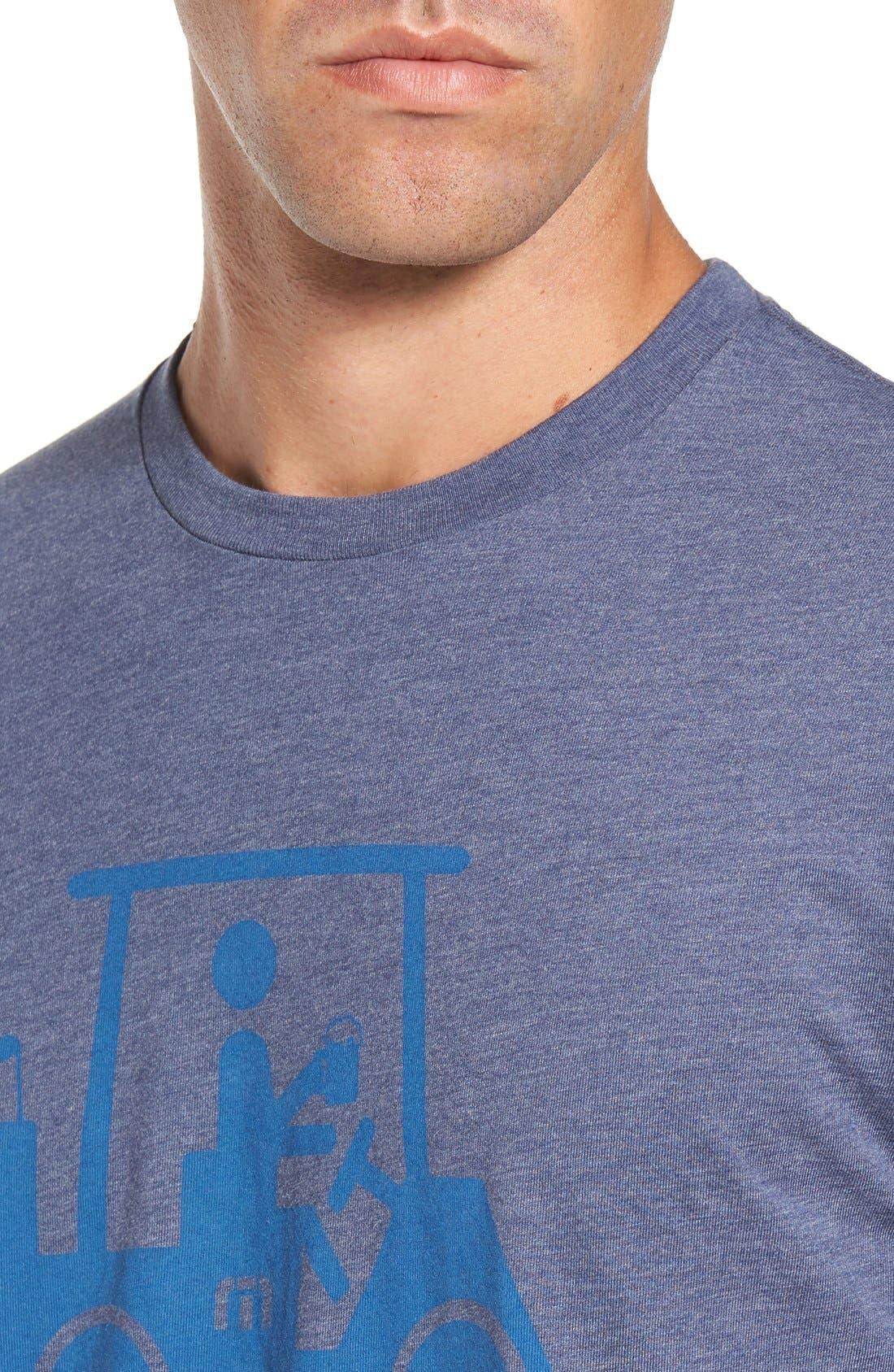 'Mapes' Graphic Pima Cotton T-Shirt,                             Alternate thumbnail 16, color,