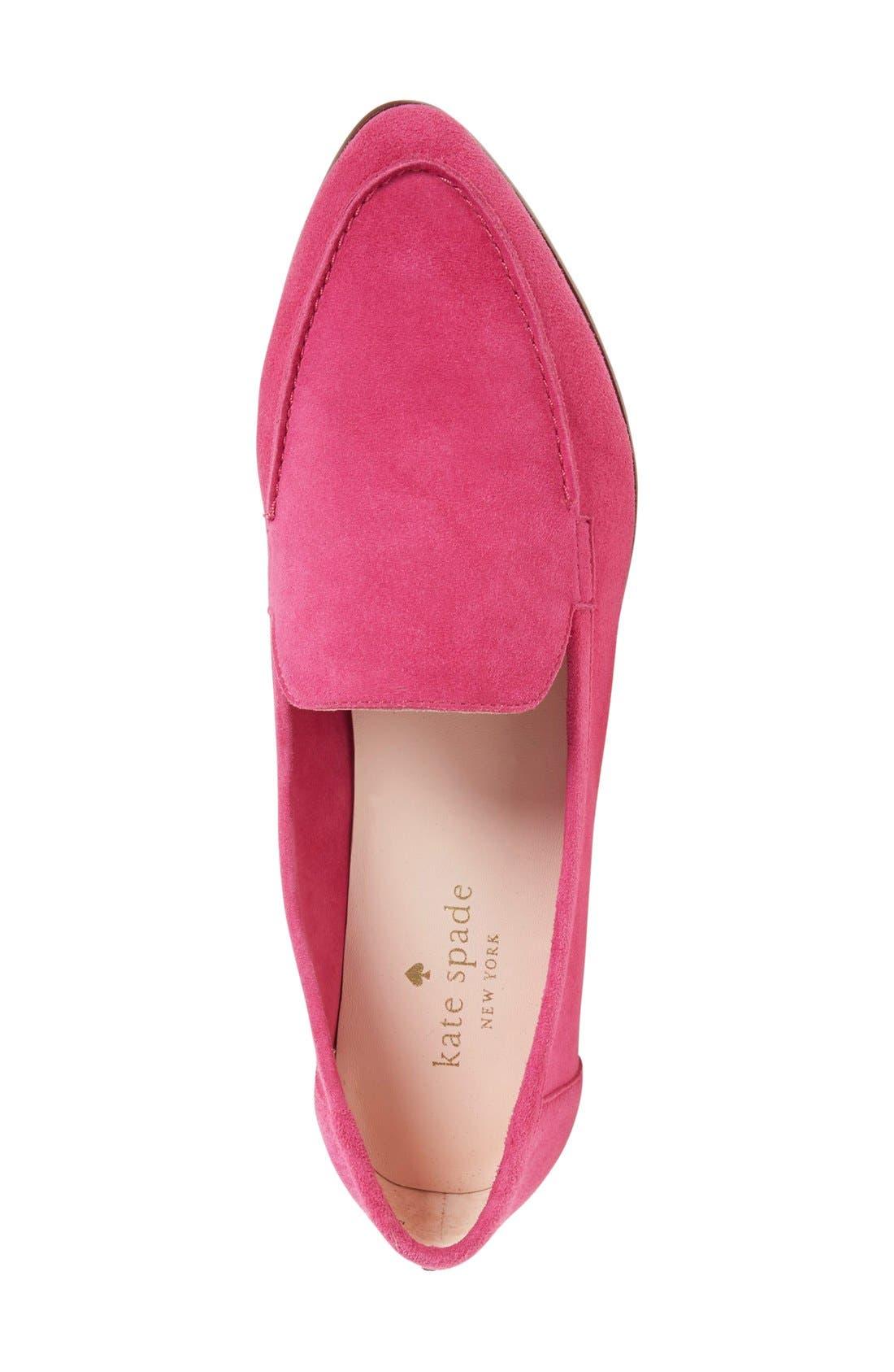 'carima' loafer flat,                             Alternate thumbnail 55, color,