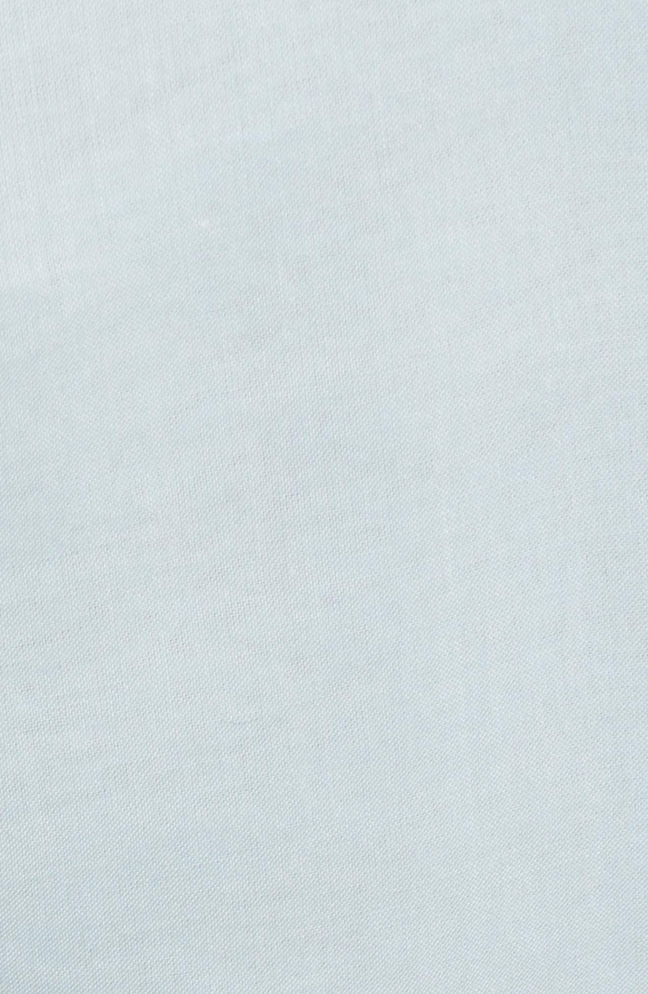 Tie Waist One-Shoulder Blouse,                             Alternate thumbnail 6, color,                             470