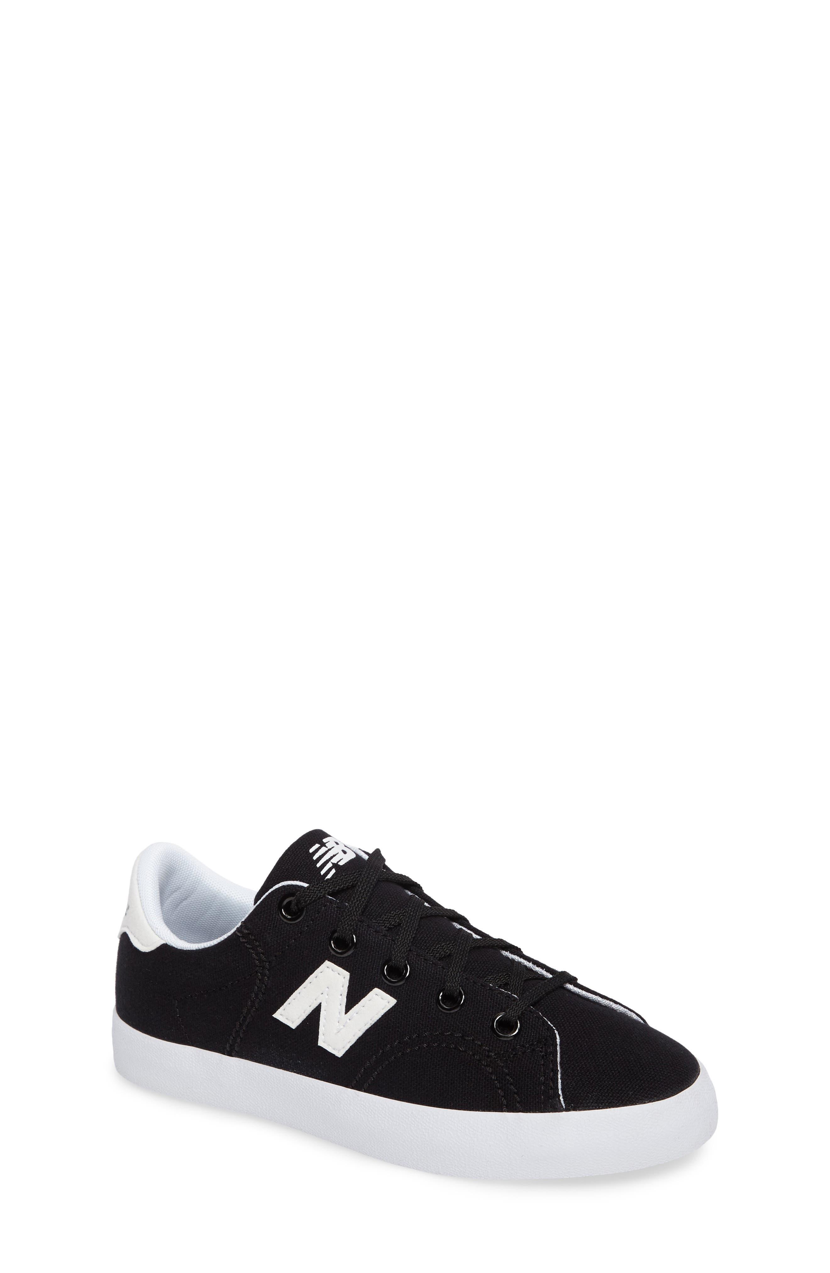 Pro Court Sneaker,                             Main thumbnail 1, color,                             001