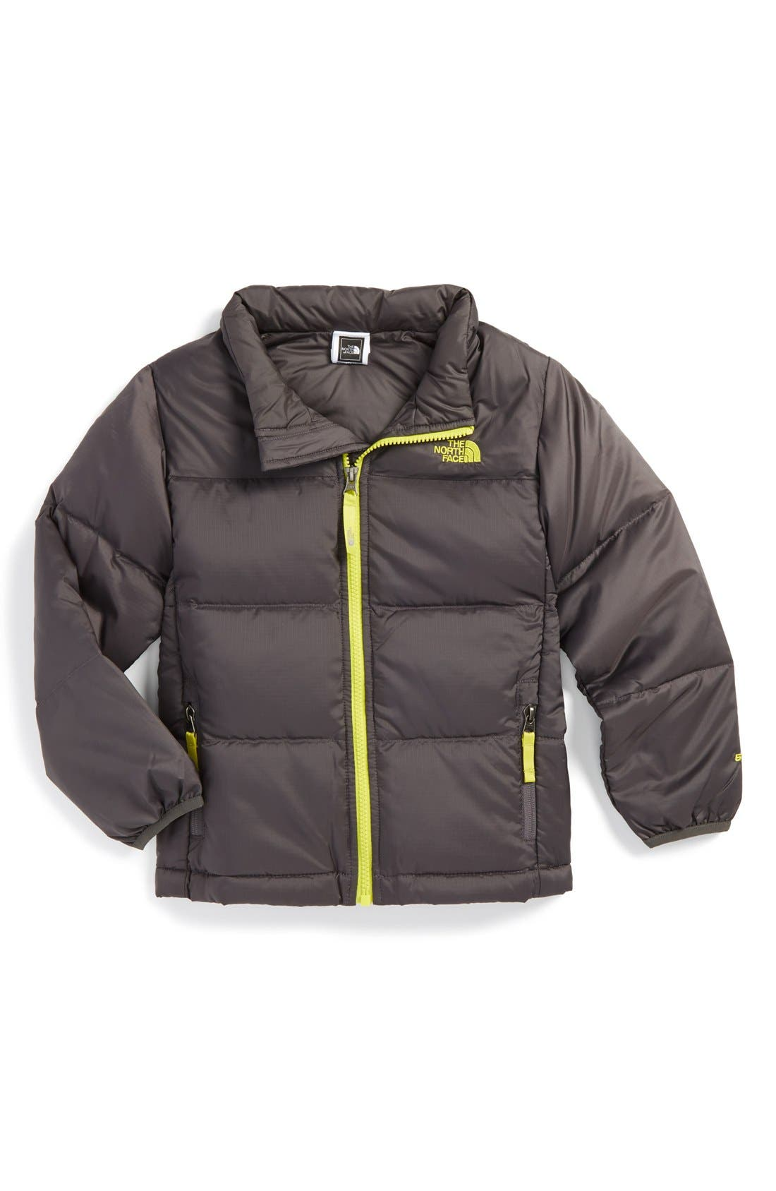 'Nuptse II'  Water Resistant Down Jacket,                             Main thumbnail 1, color,                             020