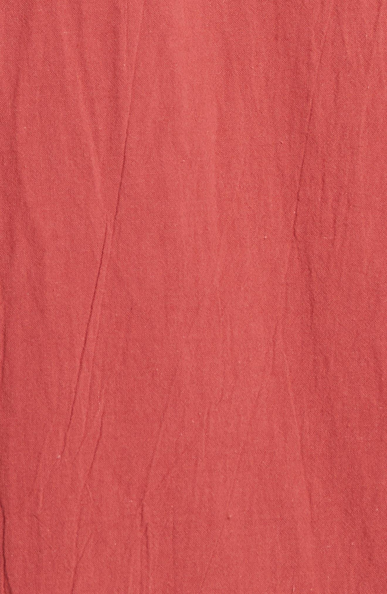 The Vineyard Dress,                             Alternate thumbnail 5, color,                             600