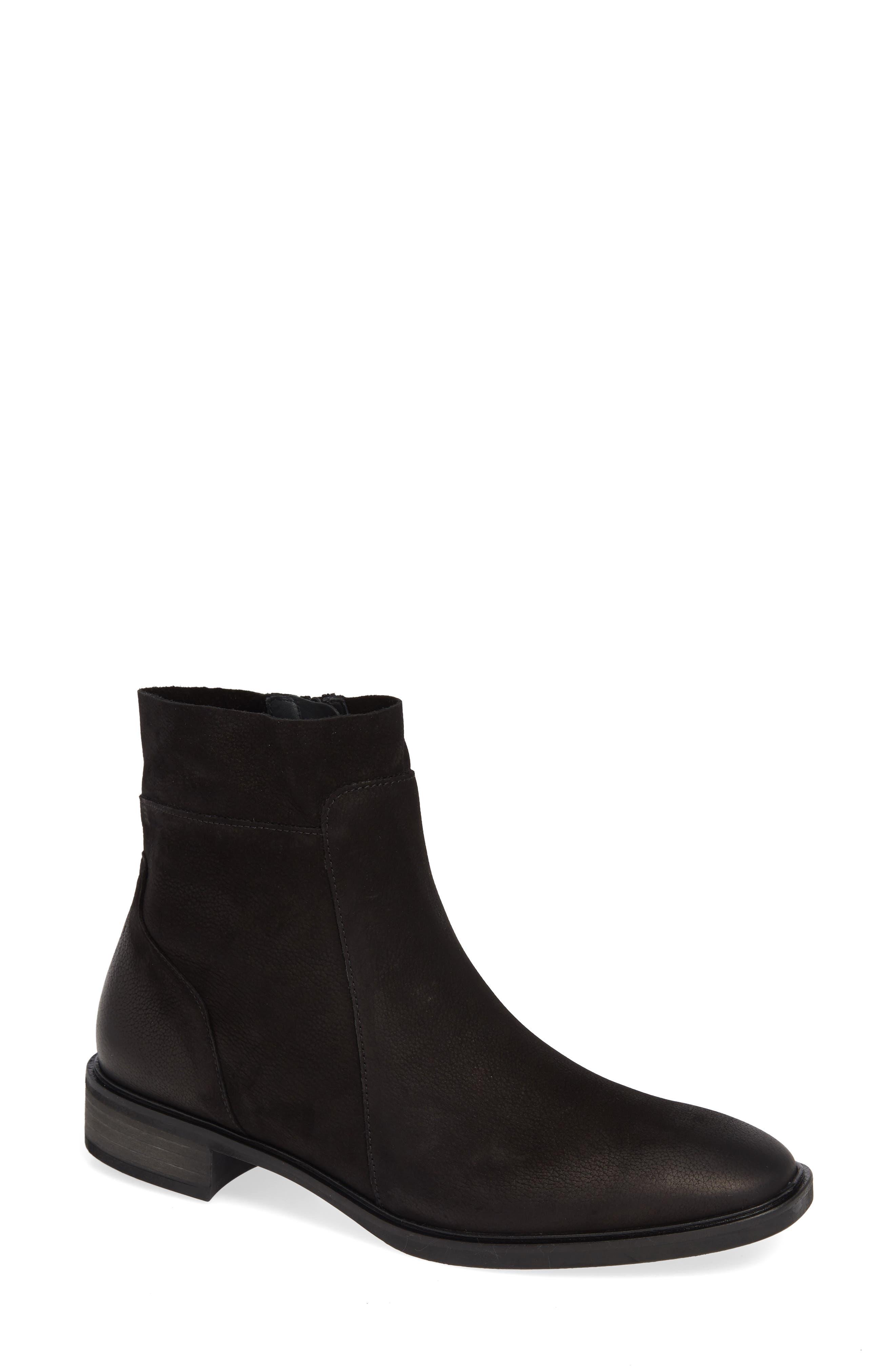 Tamara Boot,                         Main,                         color, BLACK SPORTNUBUK